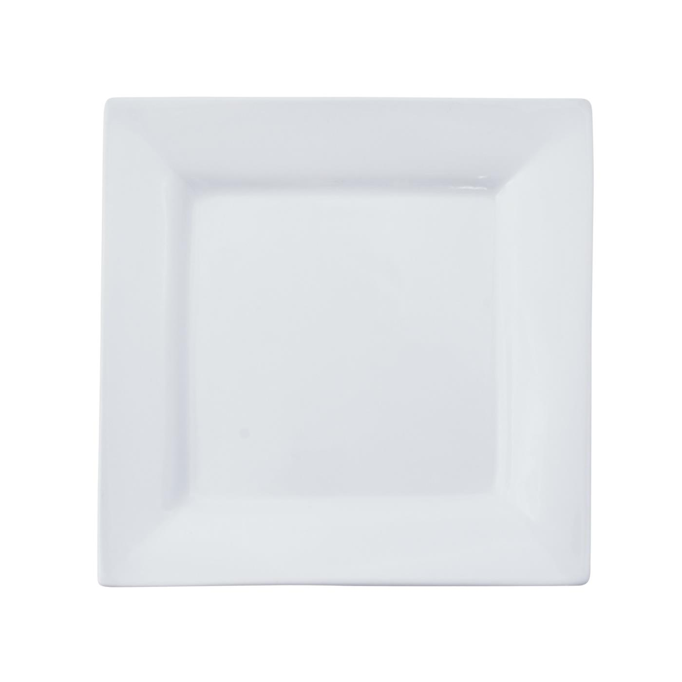 White Square Collection -  Salad Plate 8.5""