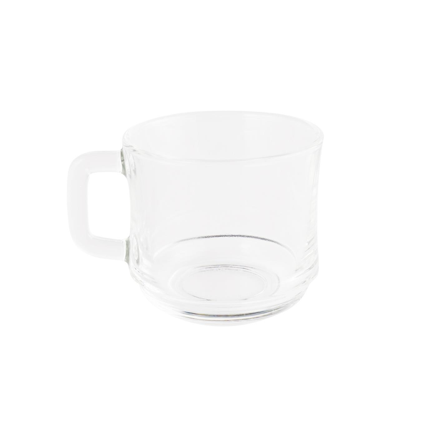Clear Glass Collection -  Demi Cup