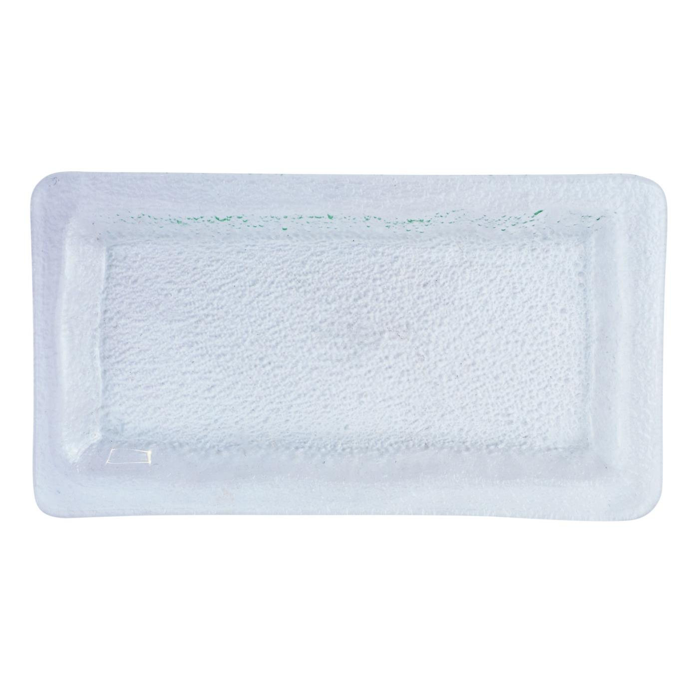 Isla Glass Rectangular Plate