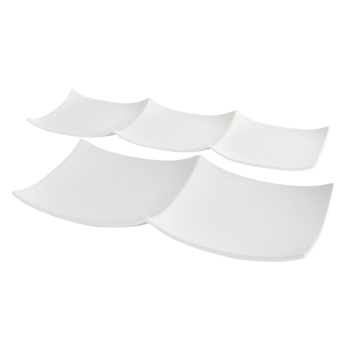 Rectangular Origami Plate