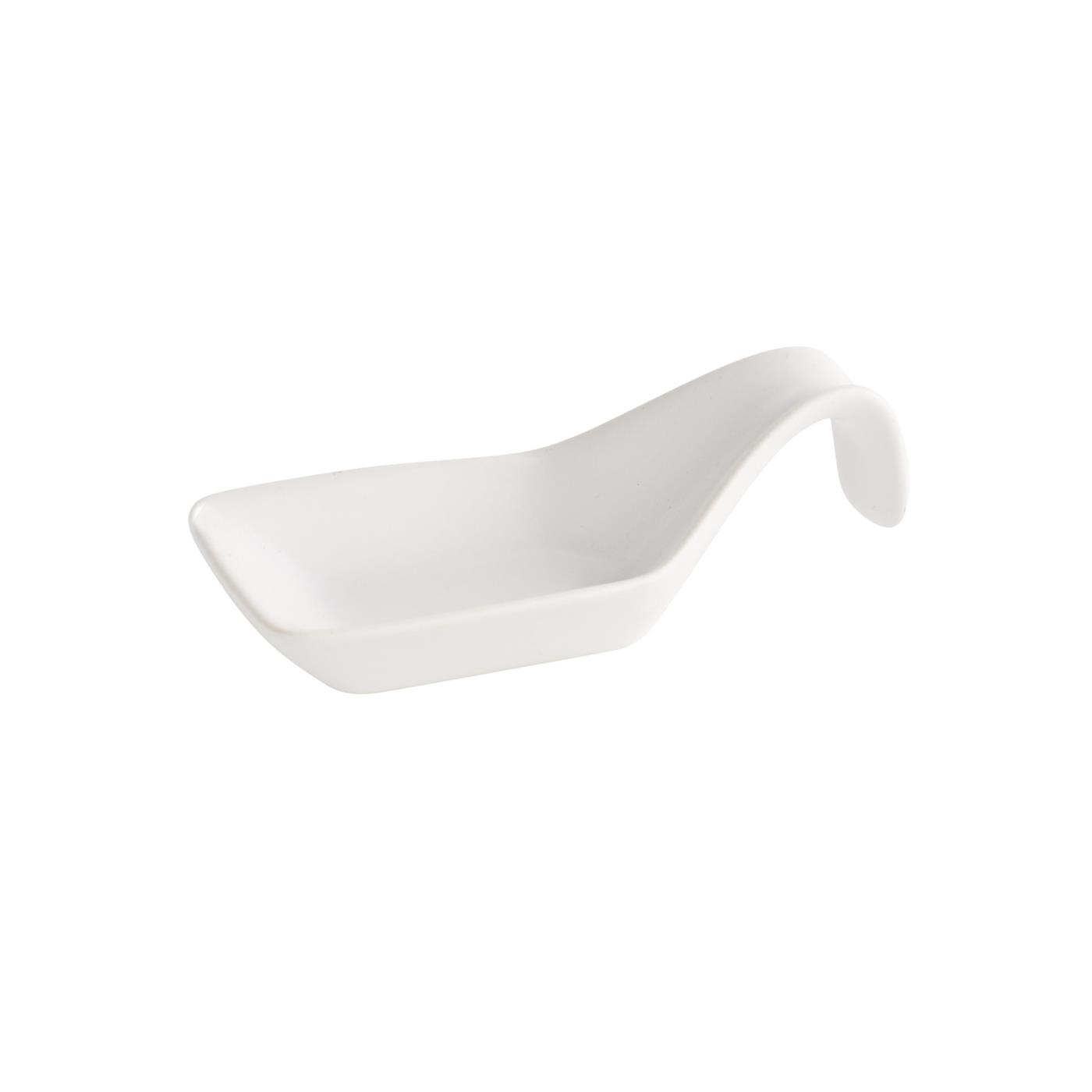 White Square Tasting Spoon