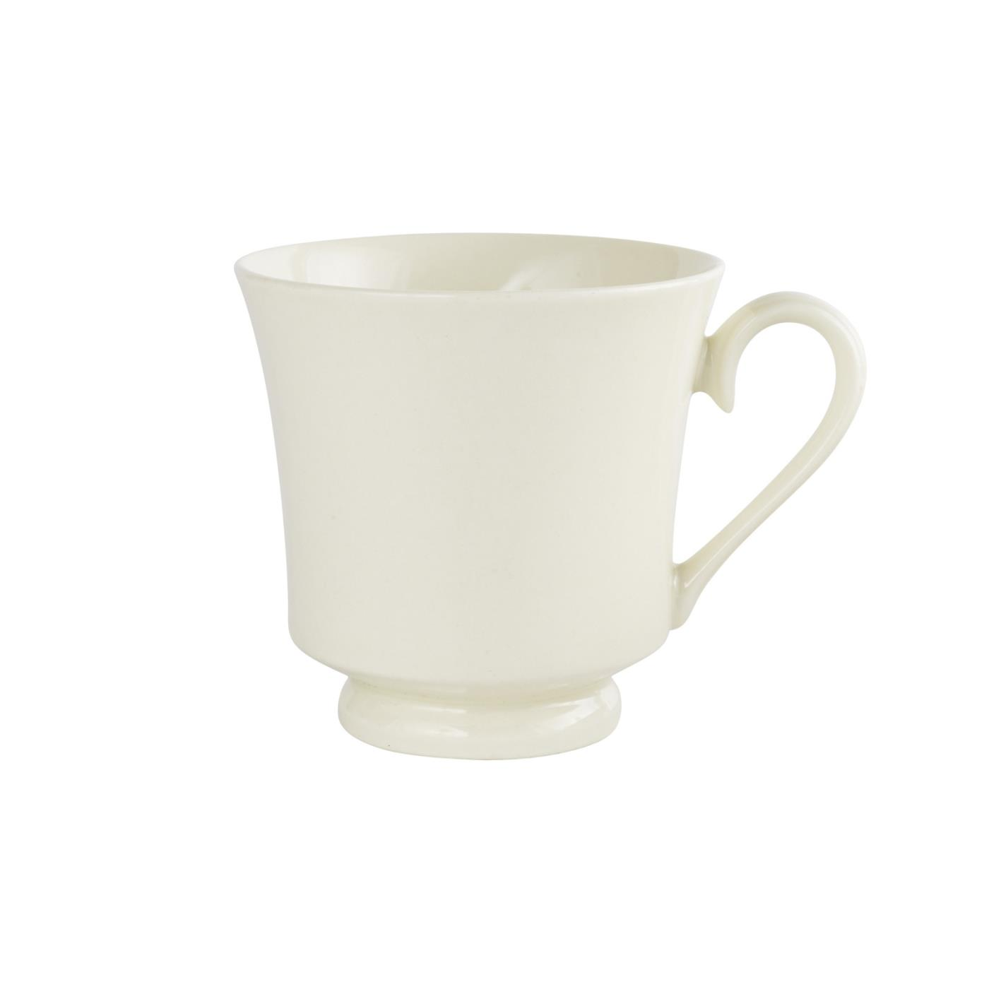 Vanilla China Collection -  Cup