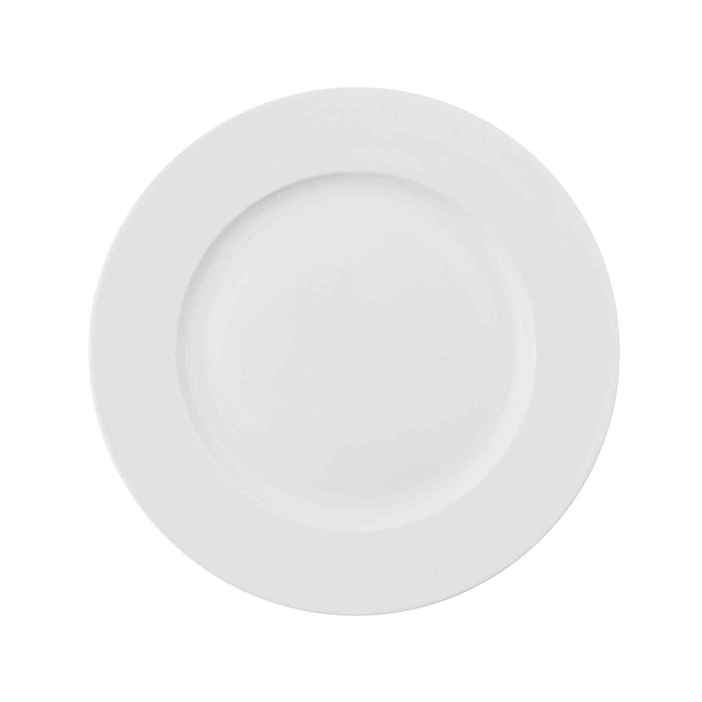 "White Monaco - Salad Plate 8.5"""