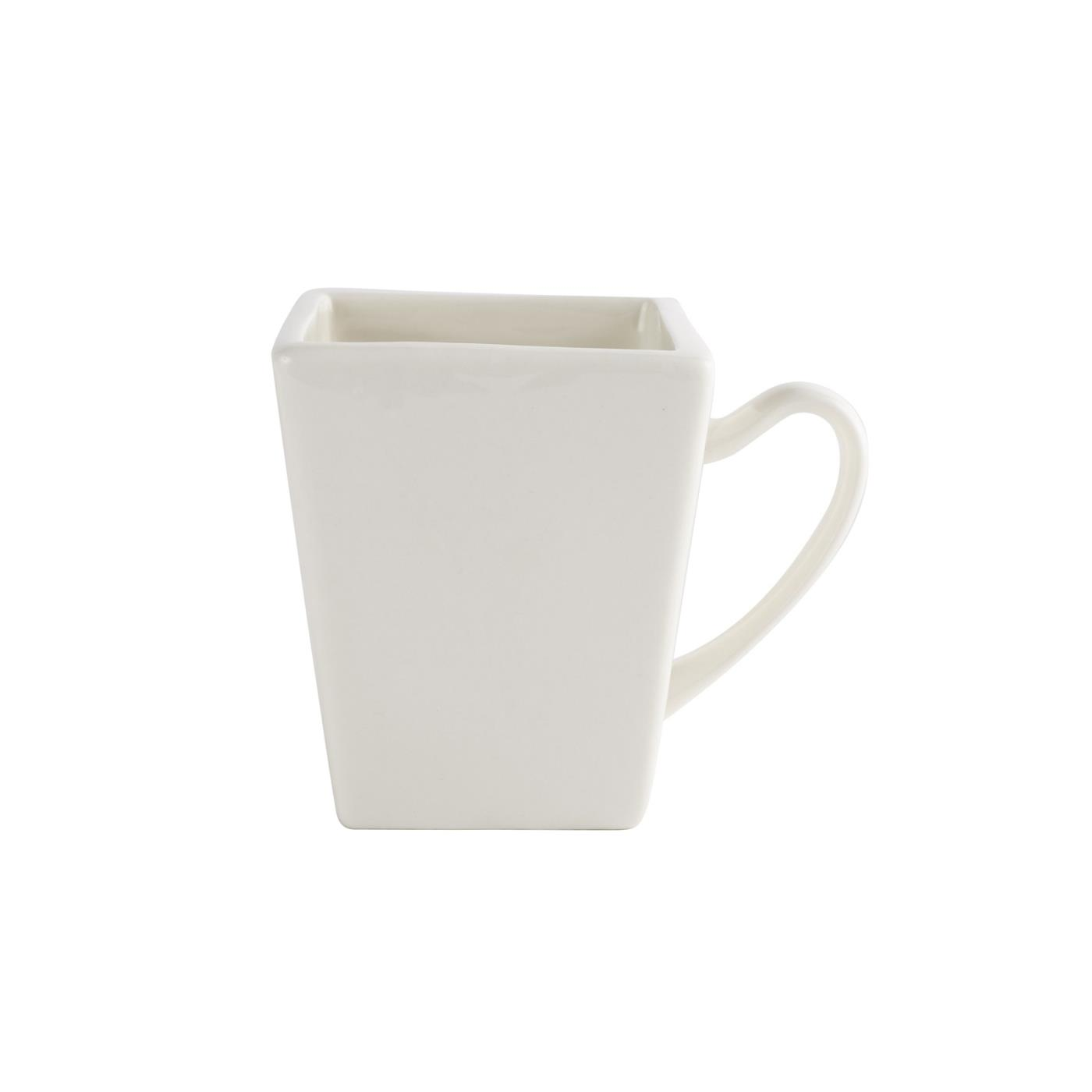 White Square Collection -  Cup
