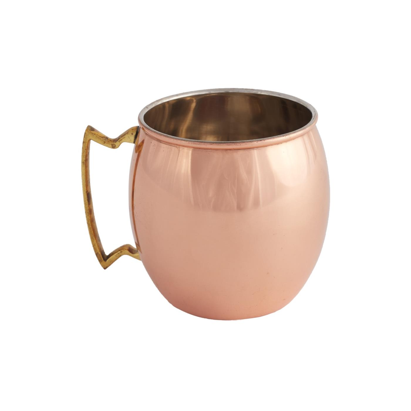 Copper Moscow Mule Mug 17 oz