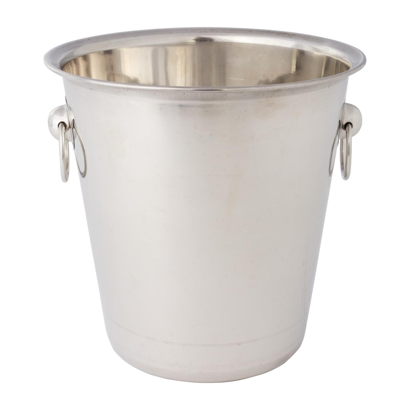 Champagne Bucket - Stainless Steel