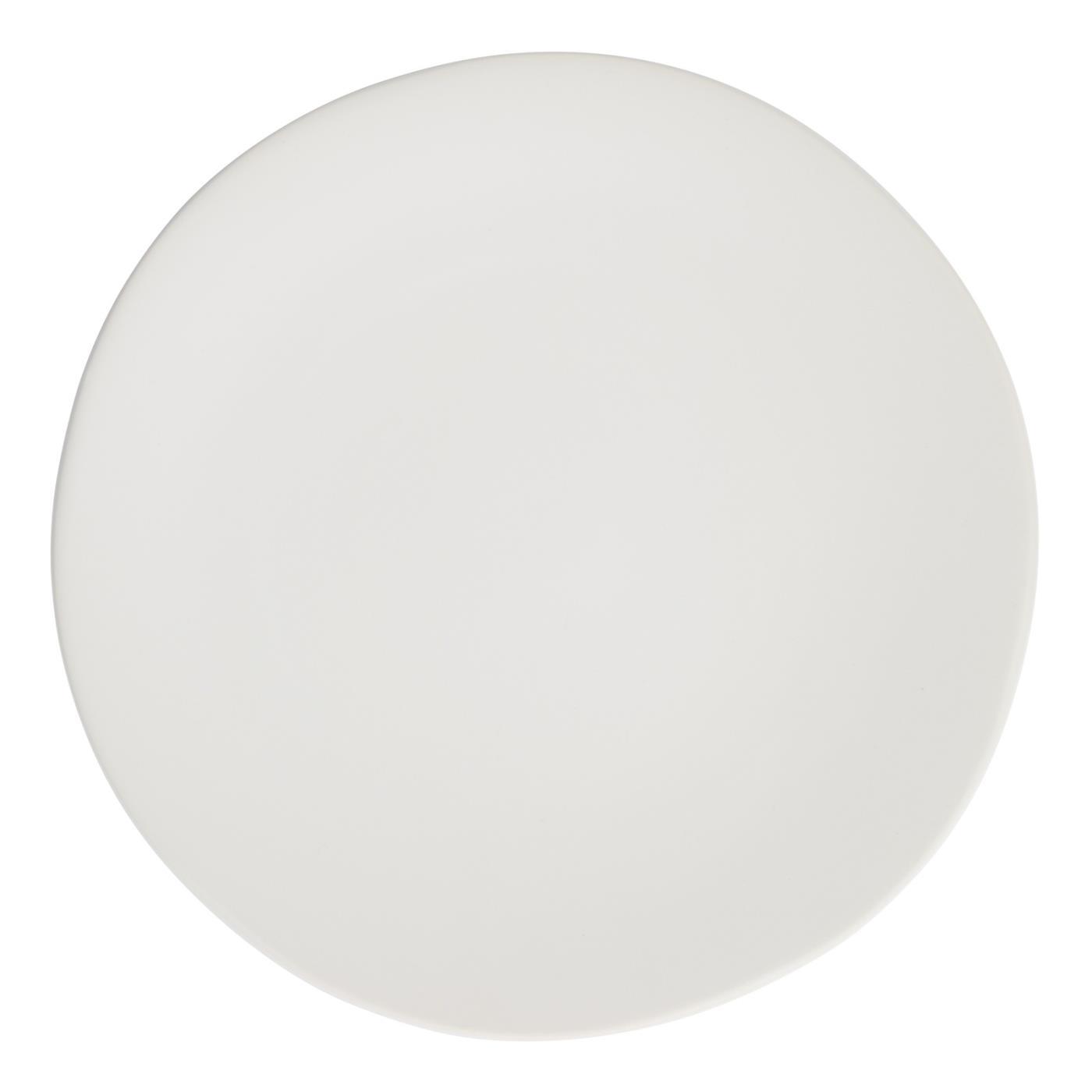 """Terra Dinner Plate 10.75"""" - White"""