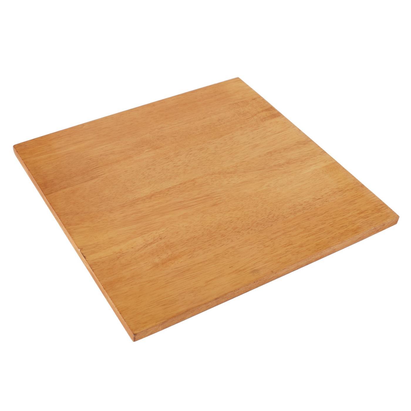 "LACS Square Platform - Wood 14"" x 14"""