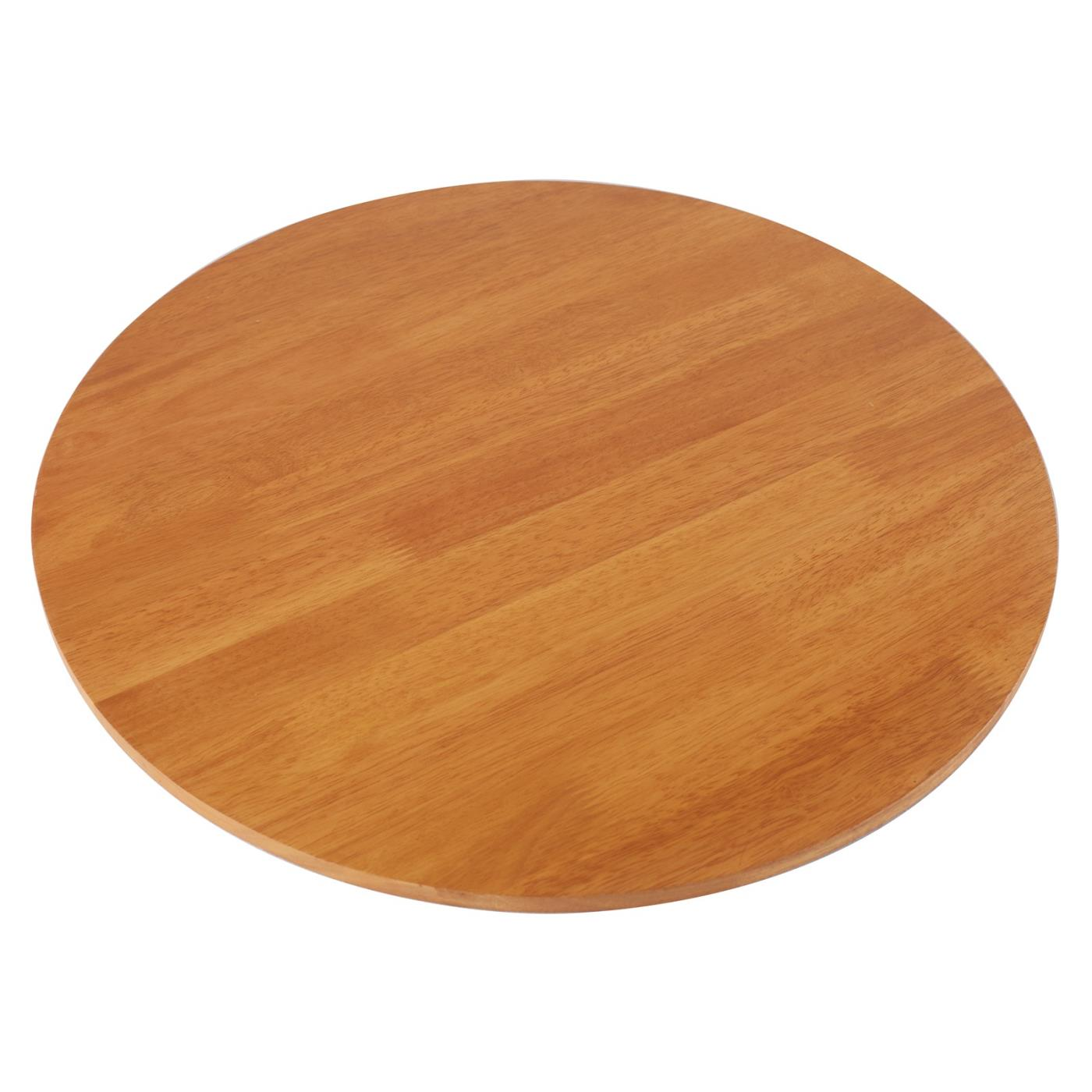 "LACS Round Platform - Wood 20"""