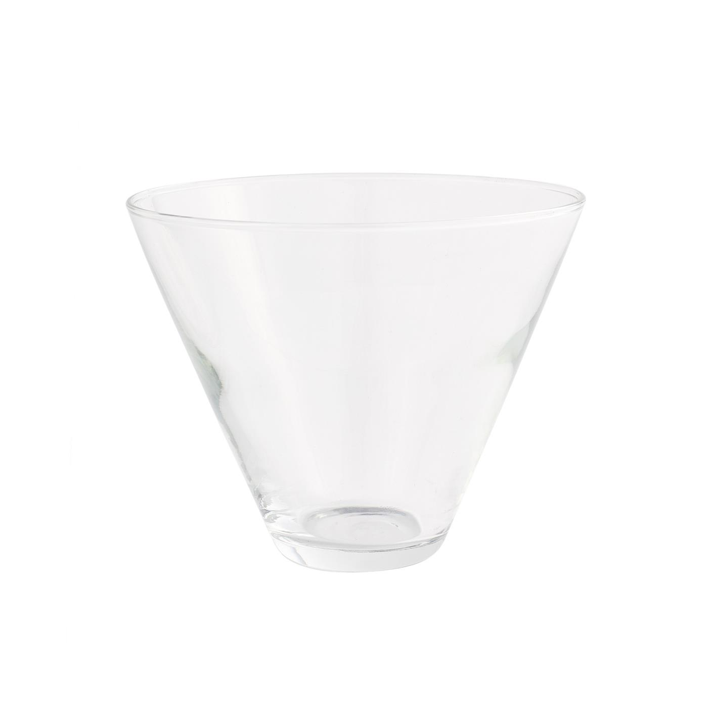 Stemless Martini Glass 13.5 oz