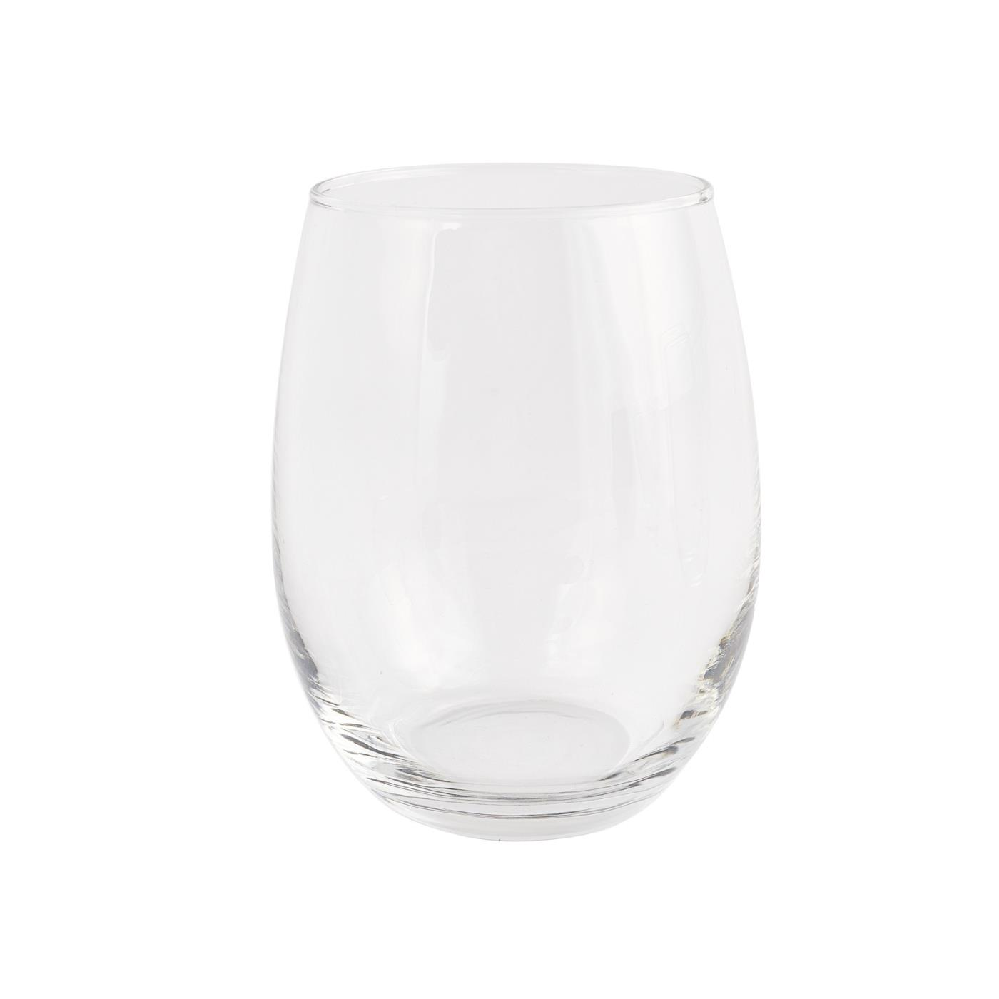 Stemless Wine Glass - 21 oz