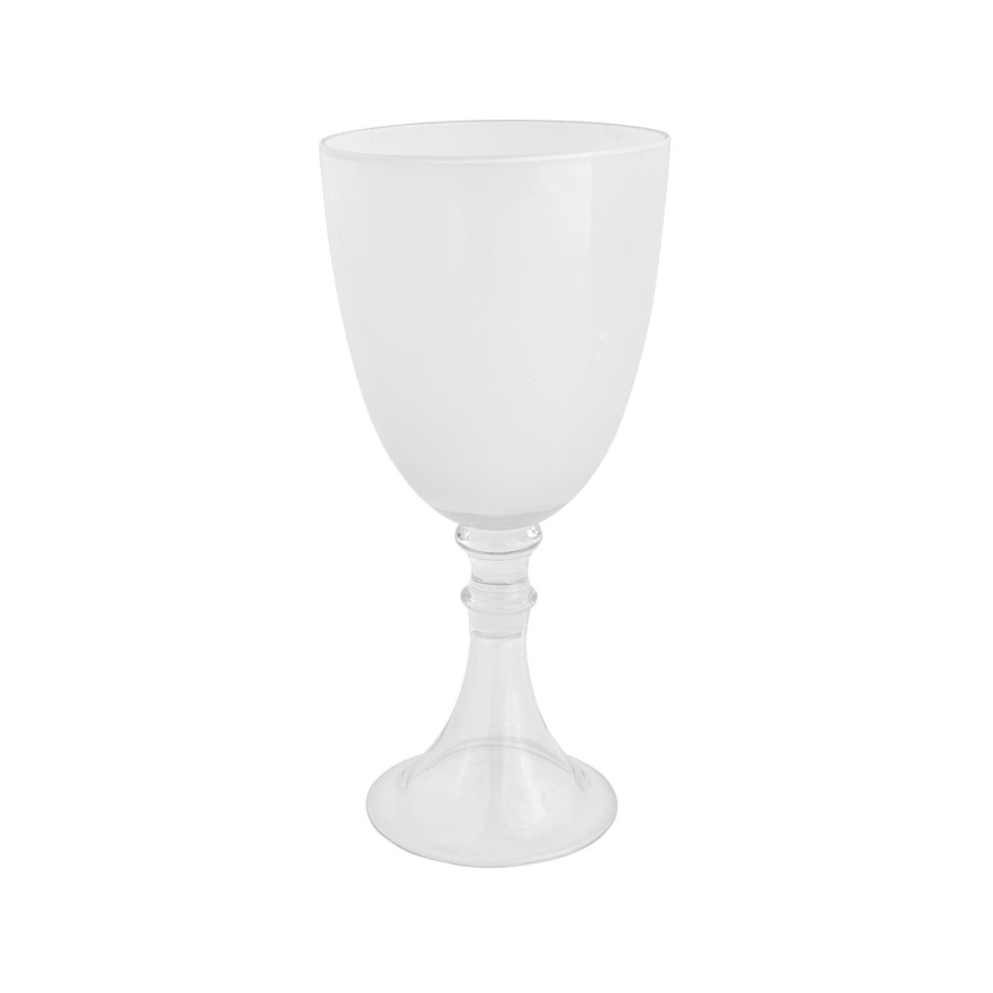 Veranda White - Goblet 16 oz