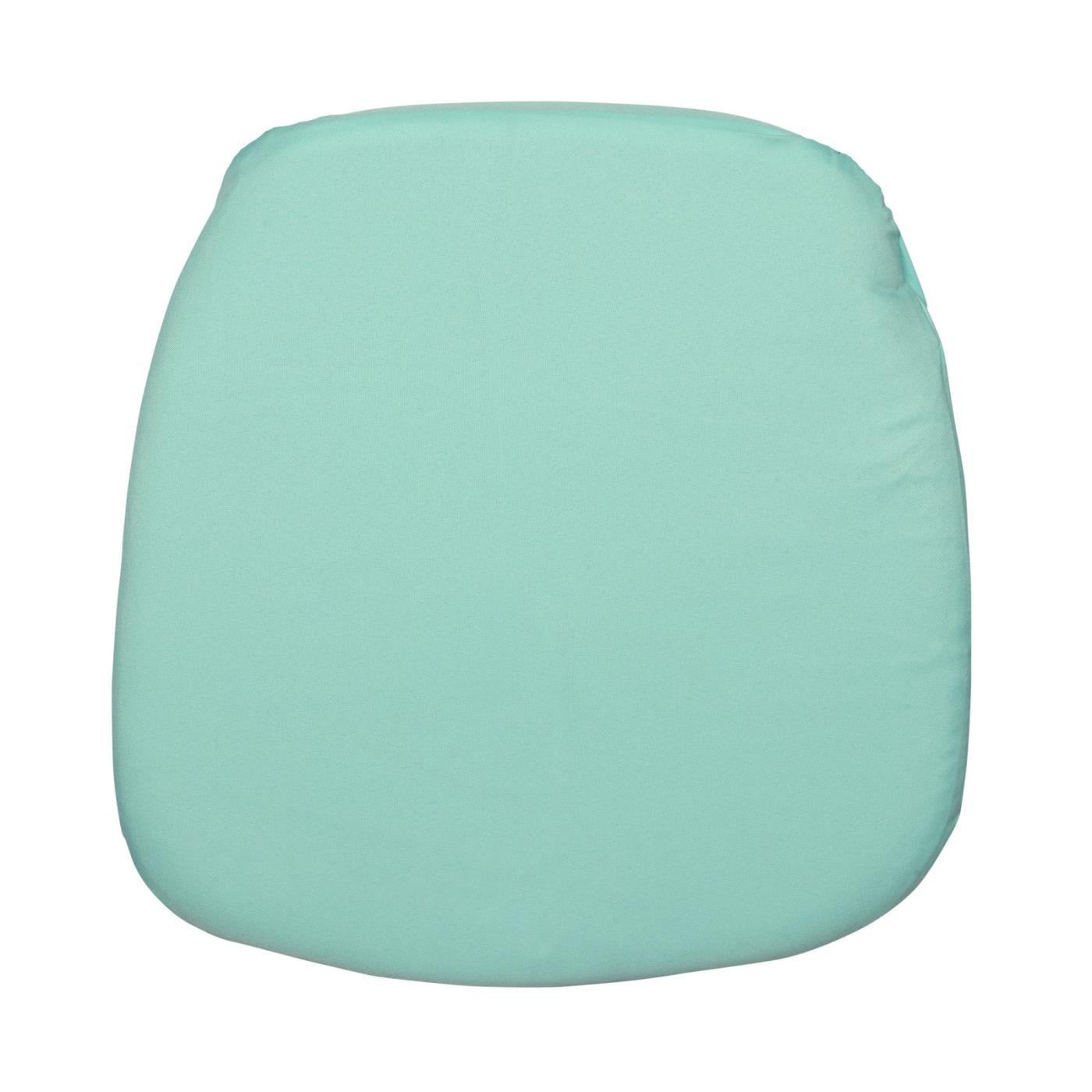Poly Seat Cushion - Aqua