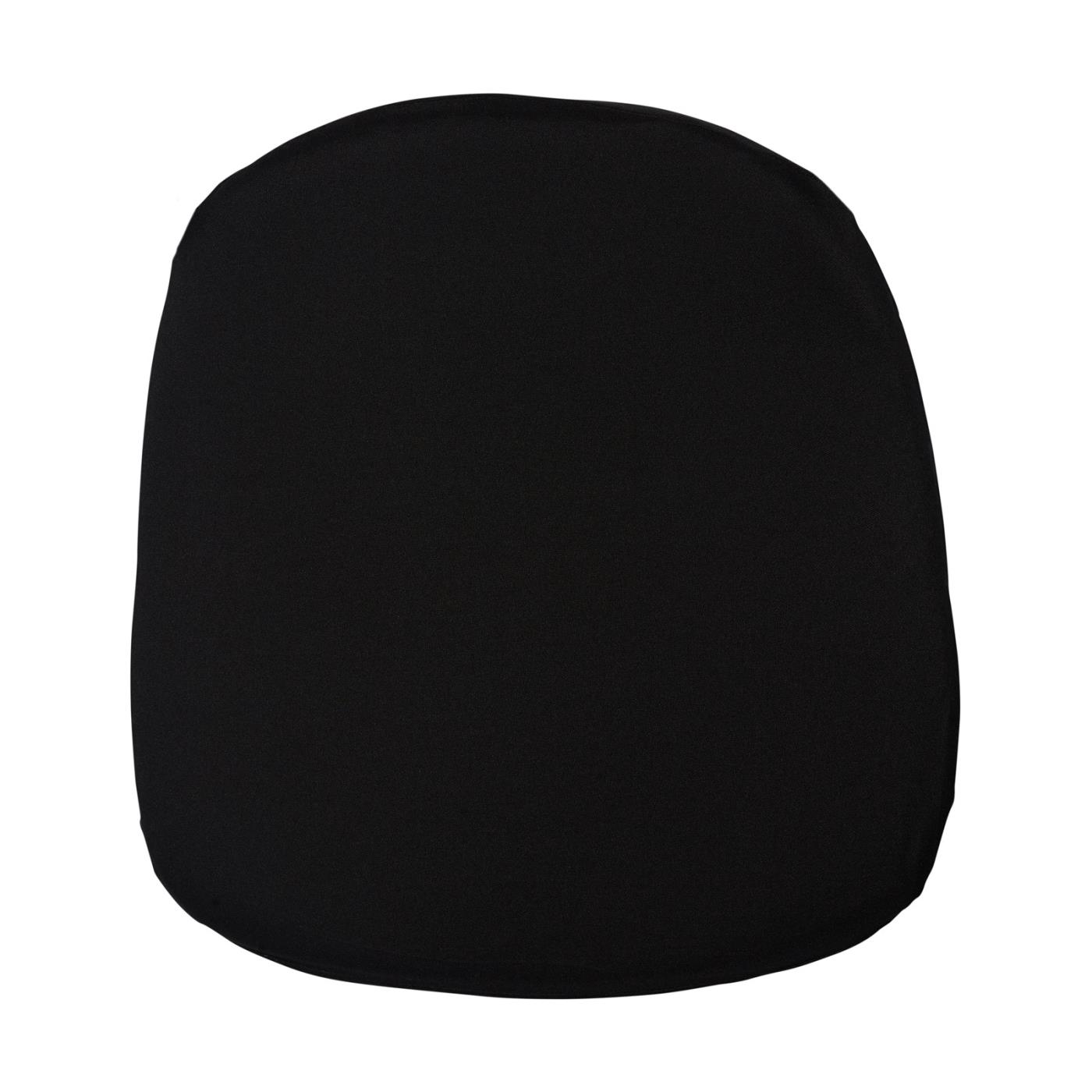 Poly Seat Cushion - Black