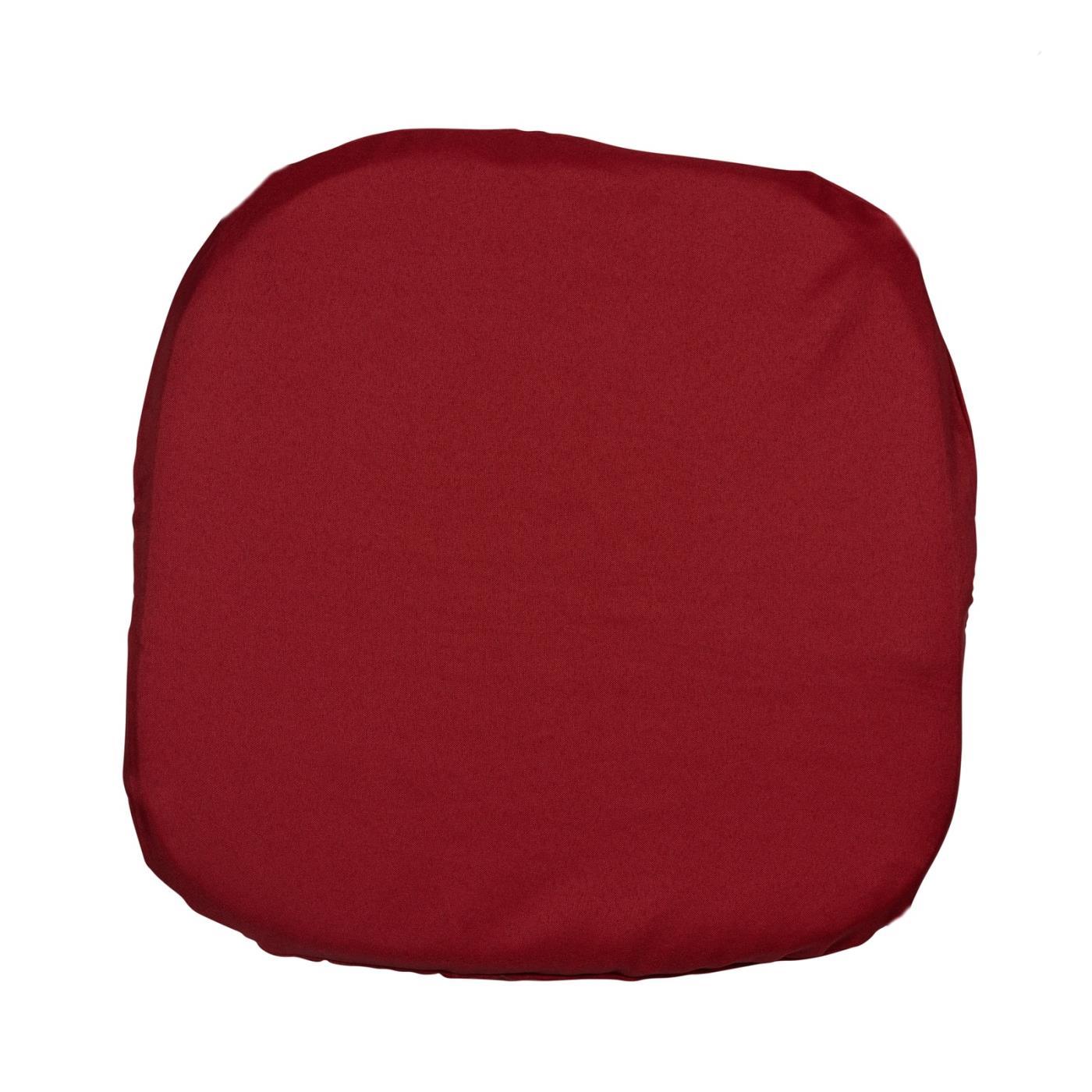 Poly Seat Cushion - Brick