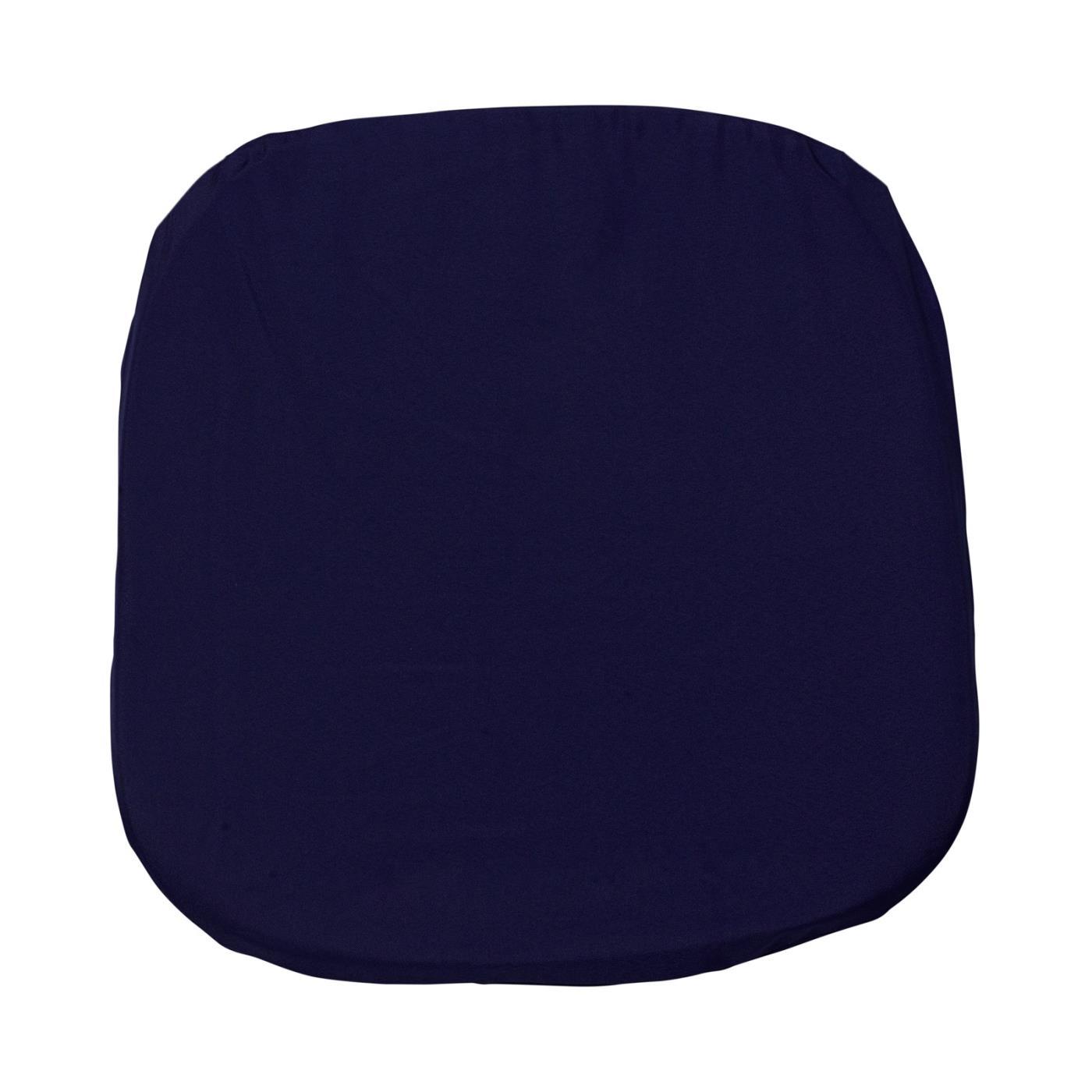 Poly Seat Cushion - Deep Royal