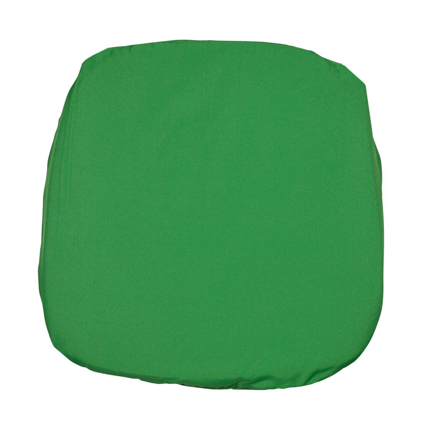 Poly Seat Cushion - Kelly Green