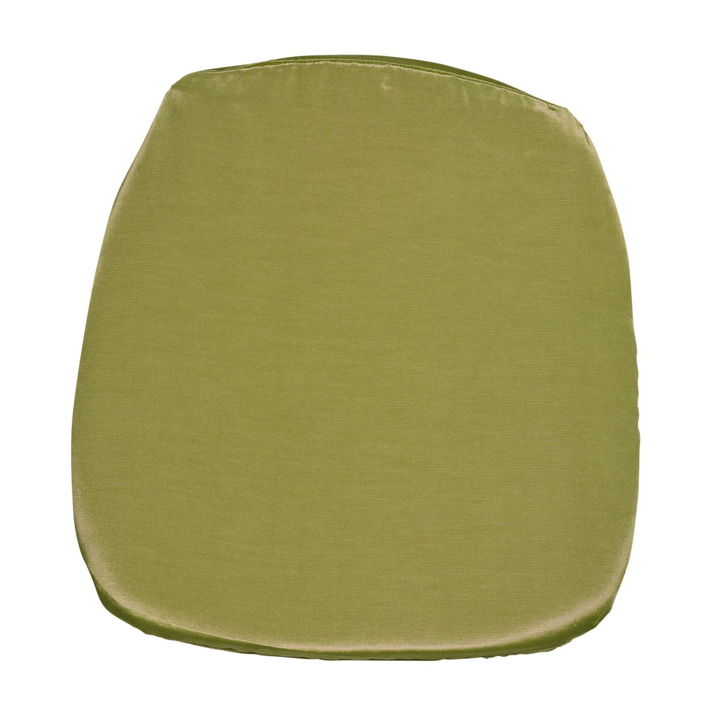 Bengaline Seat Cushion - Apple Green
