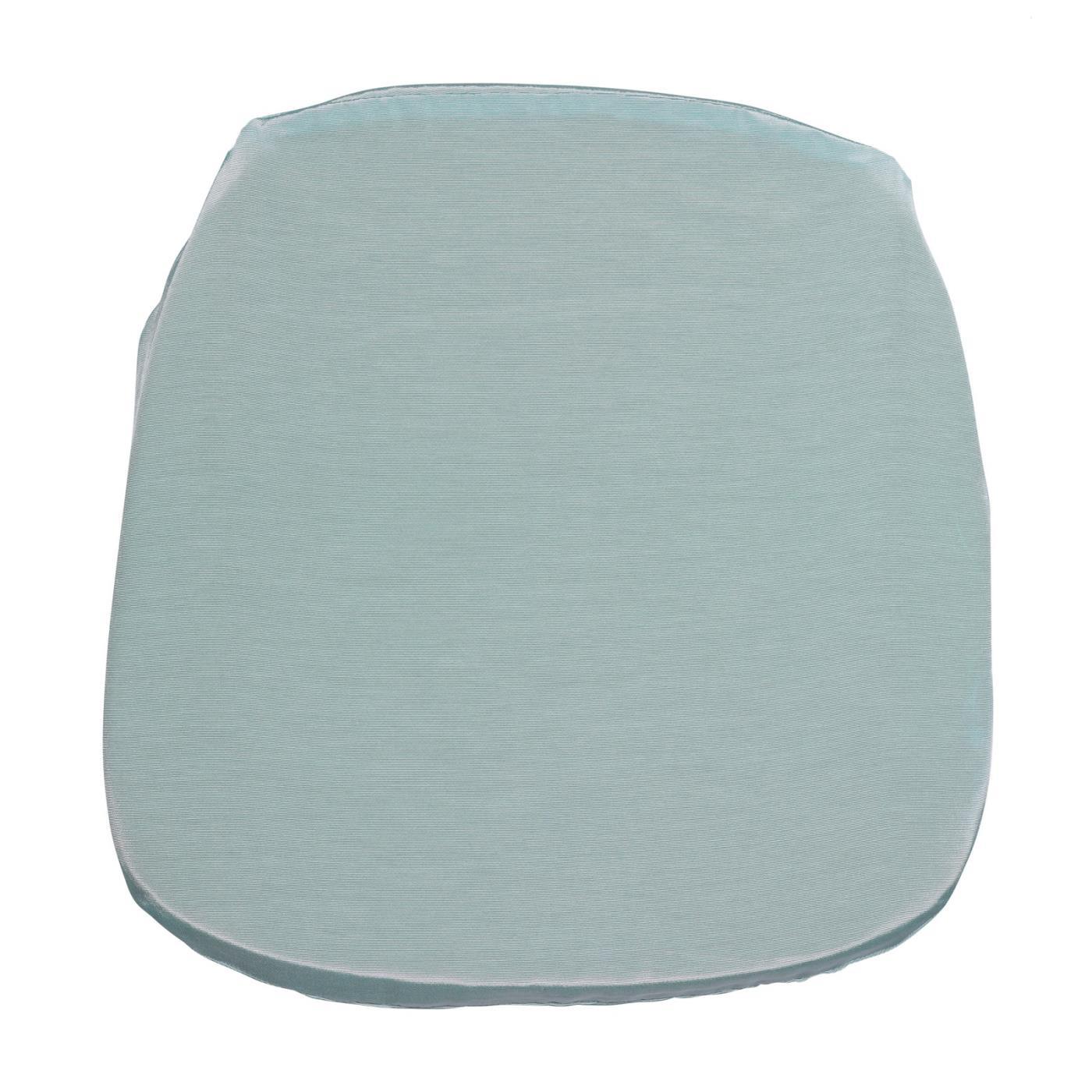 Bengaline Seat Cushion - Aqua
