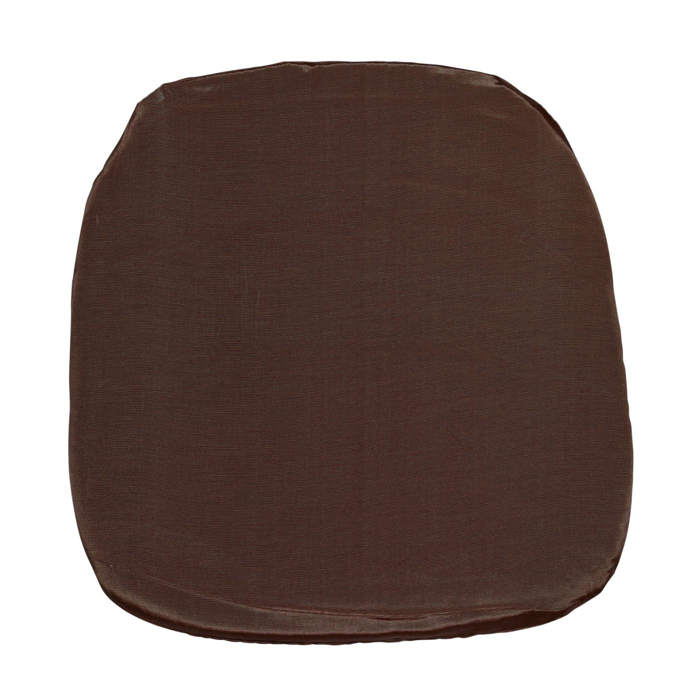 Bengaline Seat Cushion - Chocolate