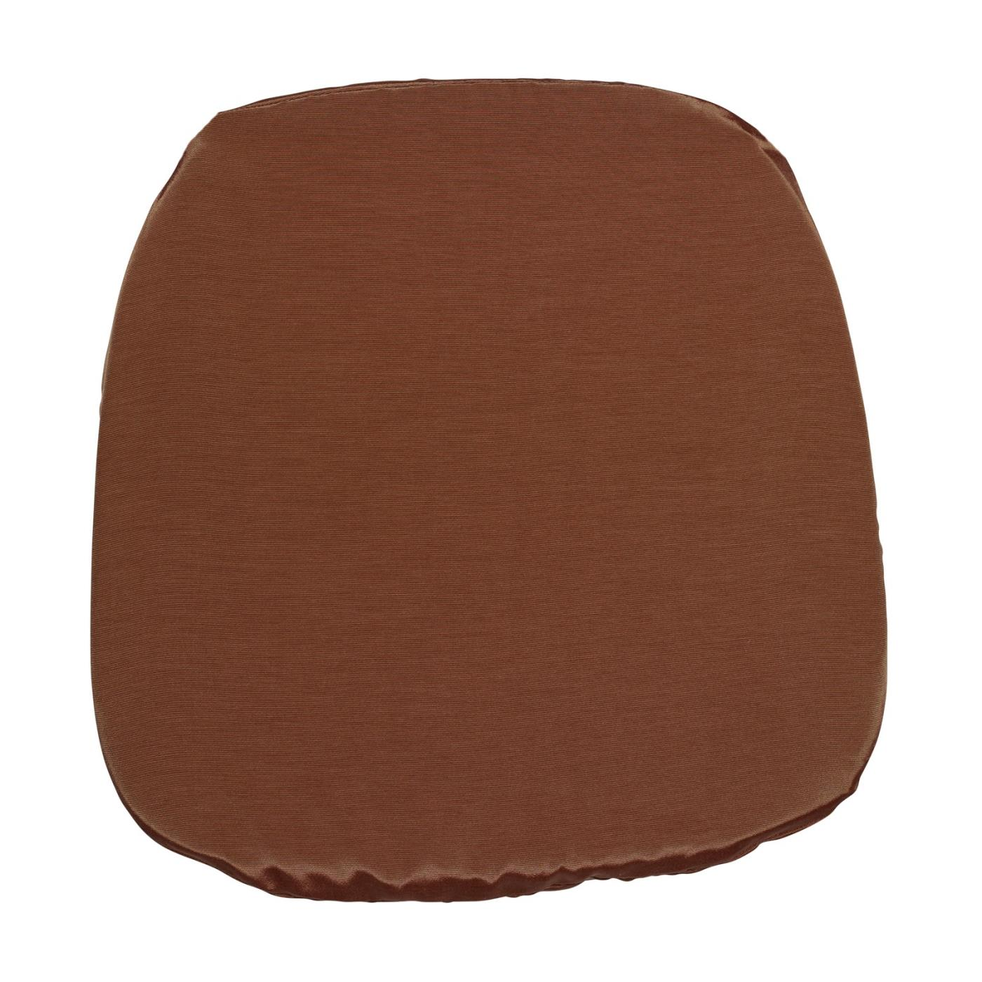 Bengaline Seat Cushion - Copper