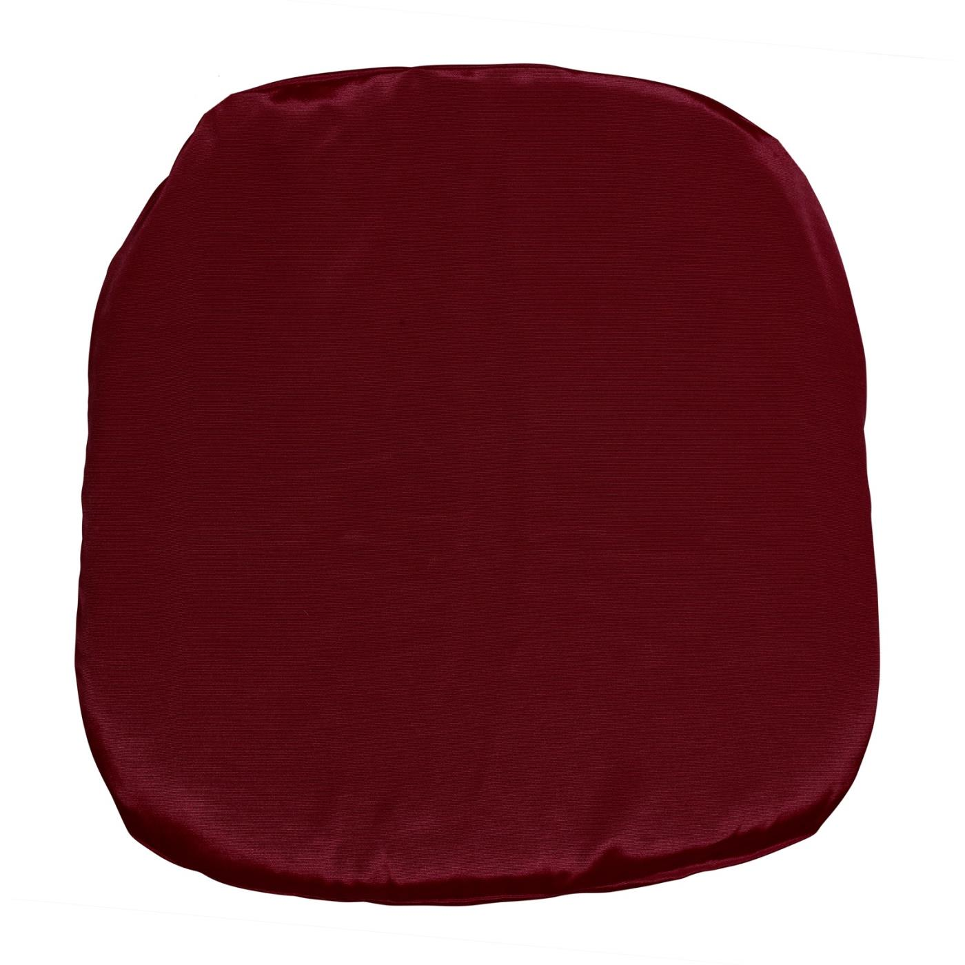 Bengaline Seat Cushion - Crimson