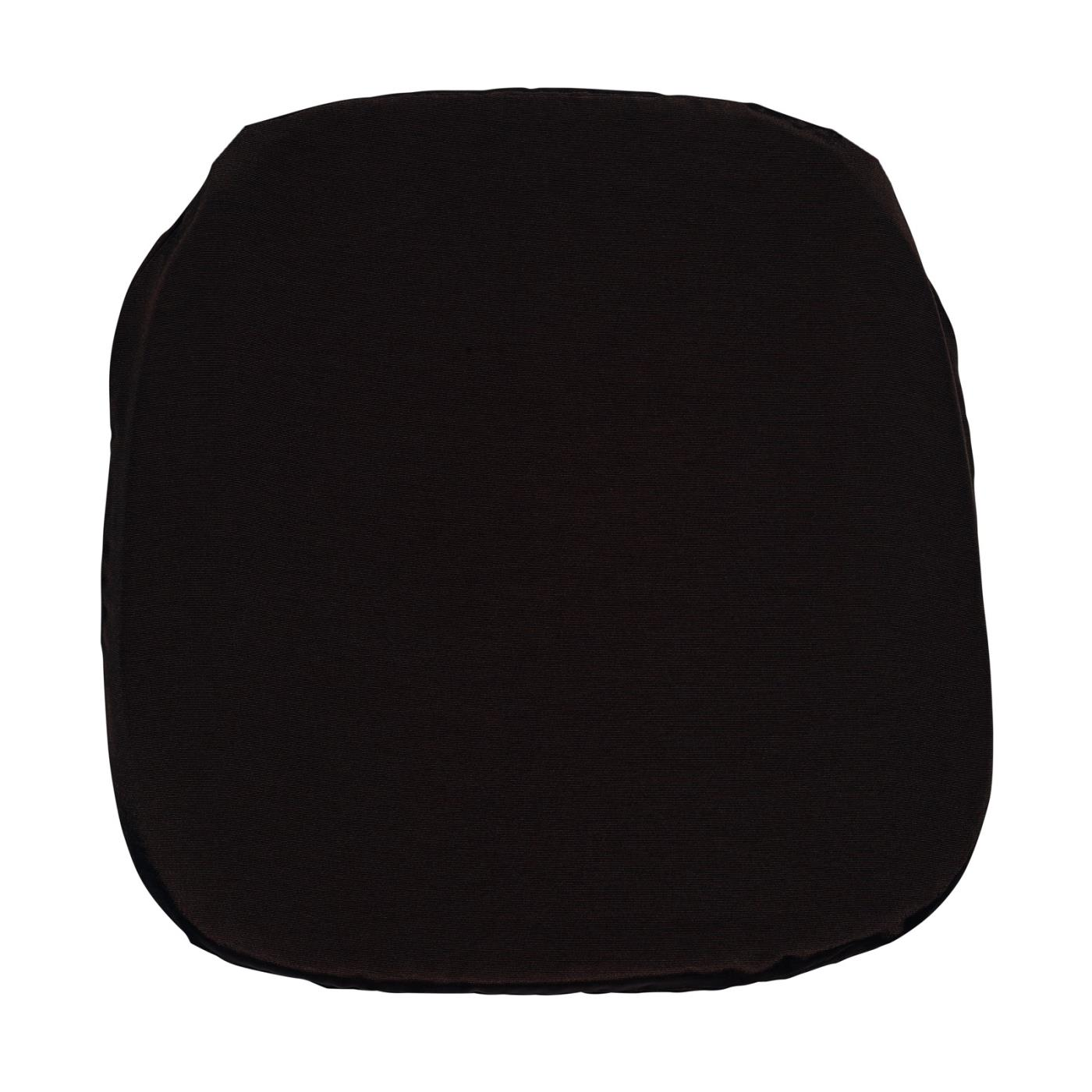 Bengaline Seat Cushion - Dark Brown