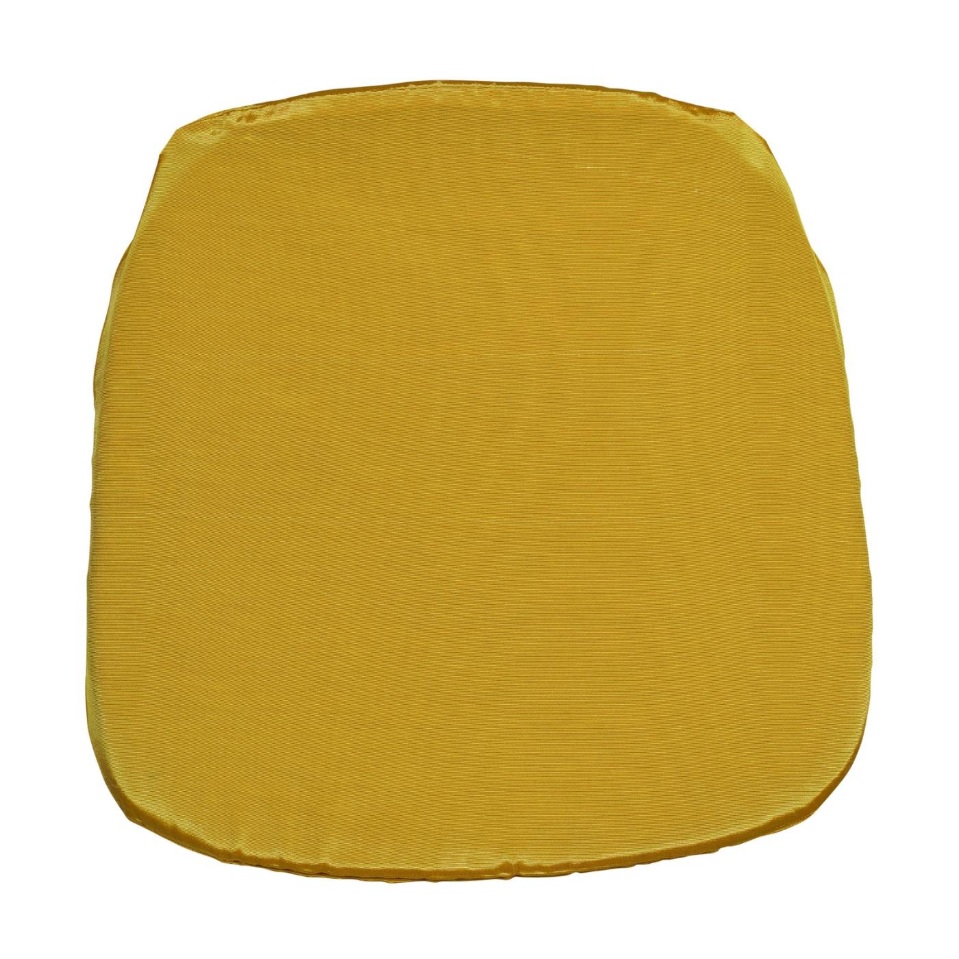 Bengaline Seat Cushion - Lemon