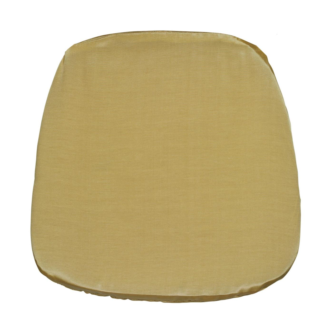 Bengaline Seat Cushion - Maize
