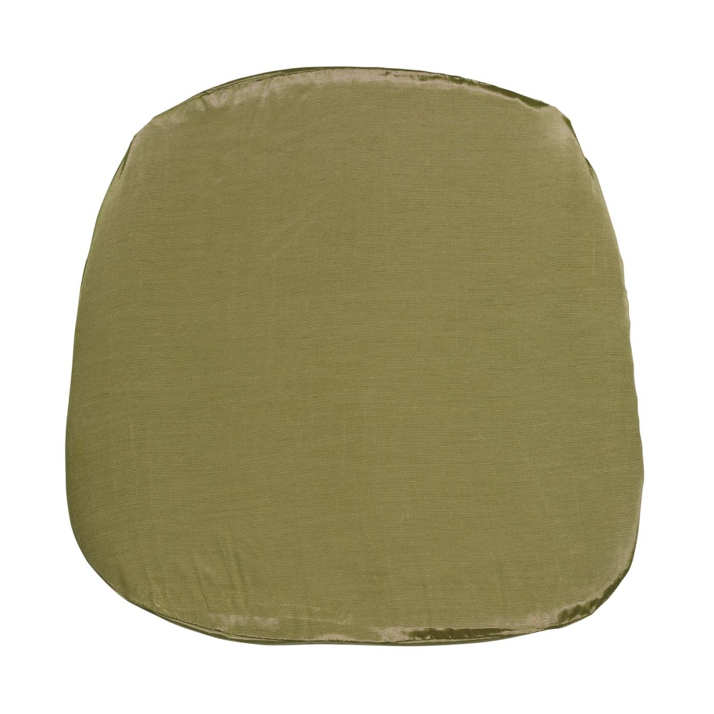 Bengaline Seat Cushion - Pea Green