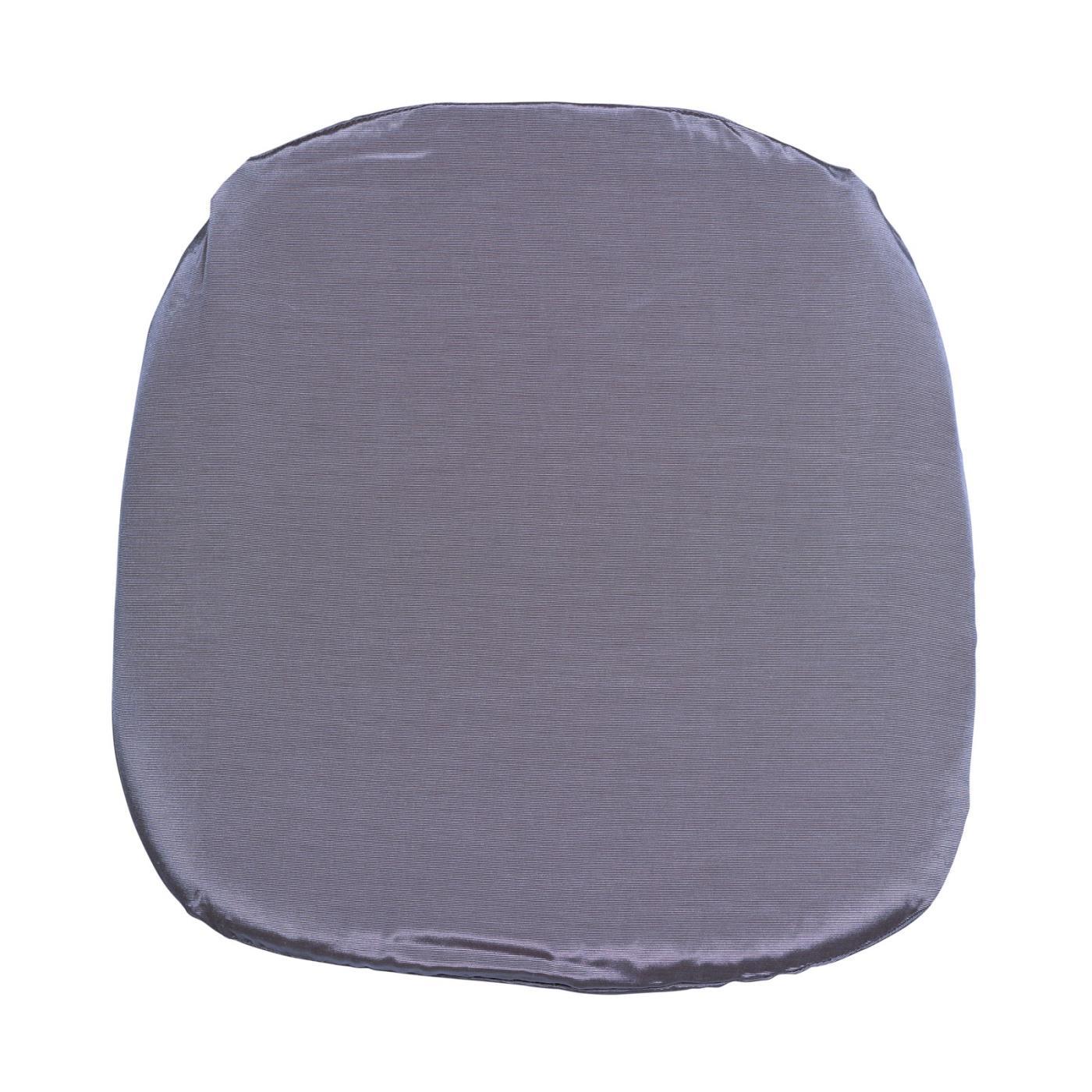 Bengaline Seat Cushion - Silver