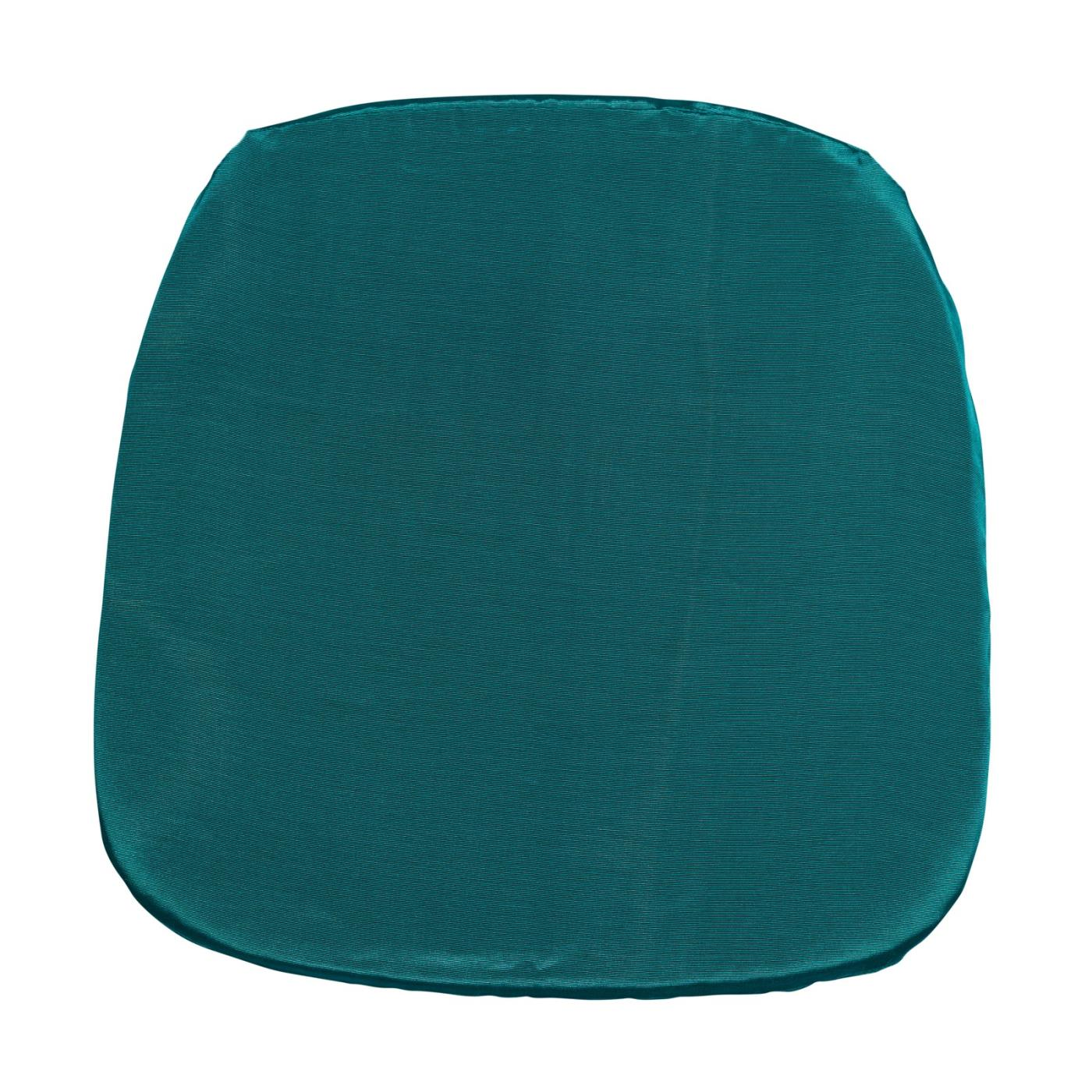 Bengaline Seat Cushion - Teal