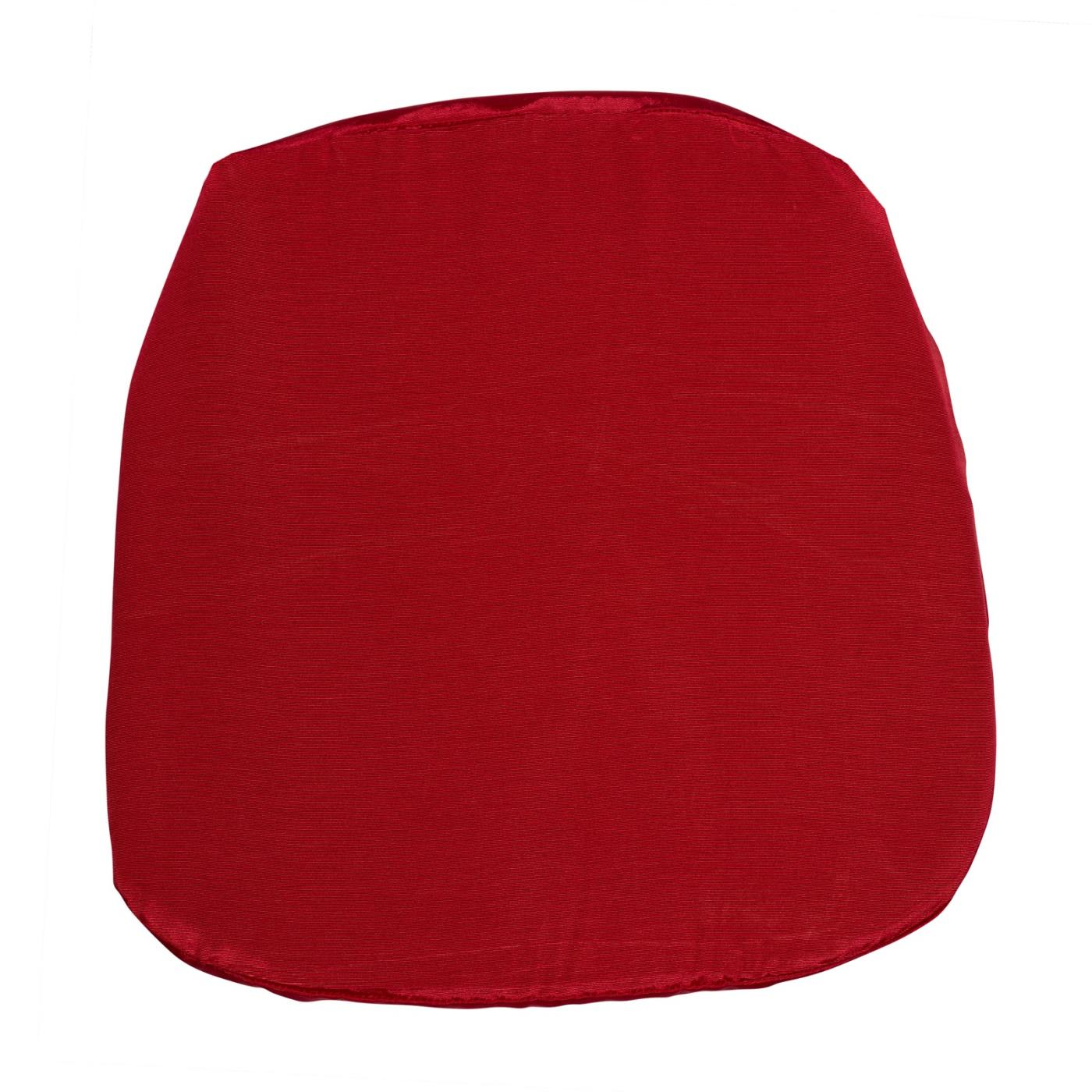 Bengaline Seat Cushion - Valentine Red