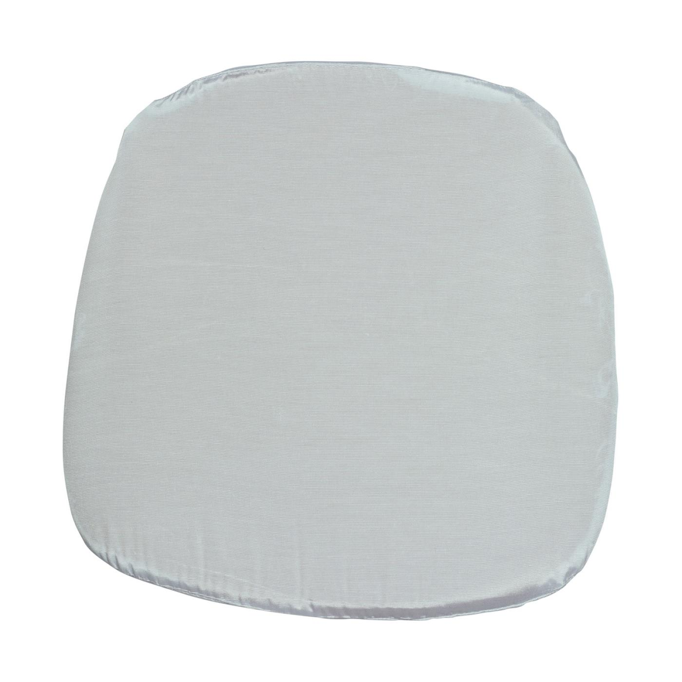 Bengaline Seat Cushion - White