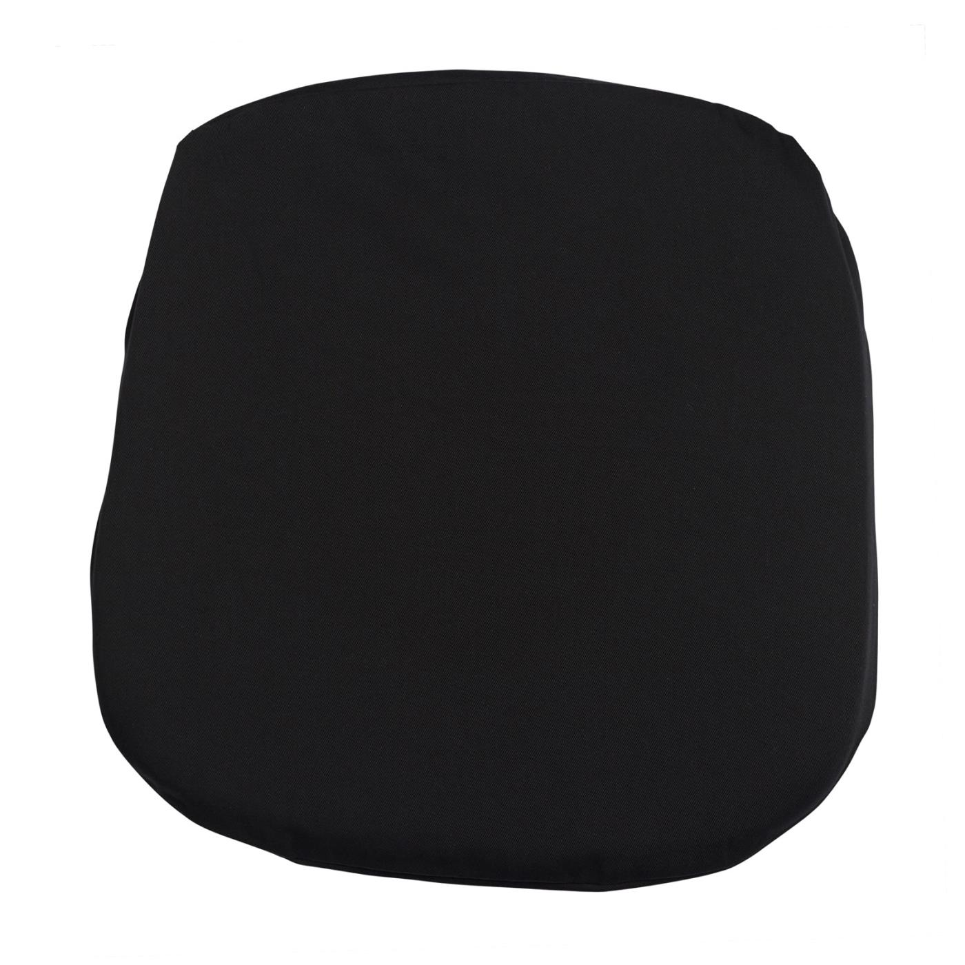 SD Spun Seat Cushion - Black