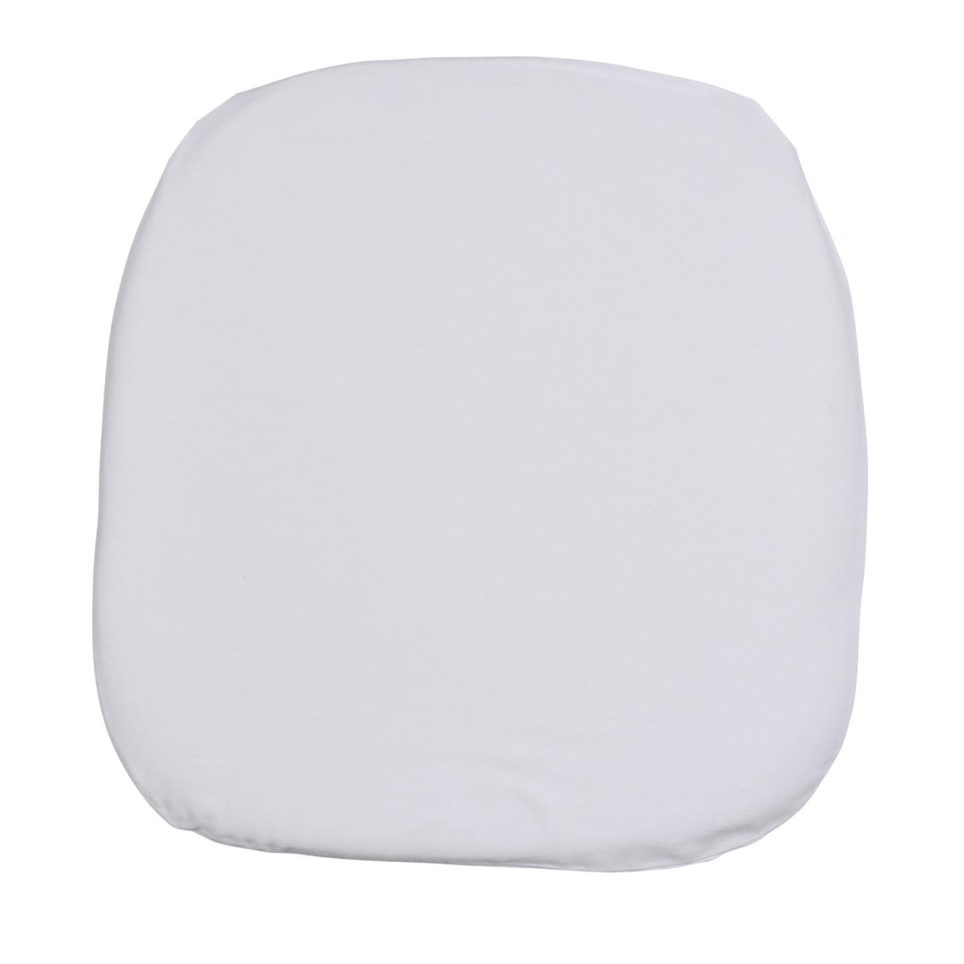 SD Spun Seat Cushion - White