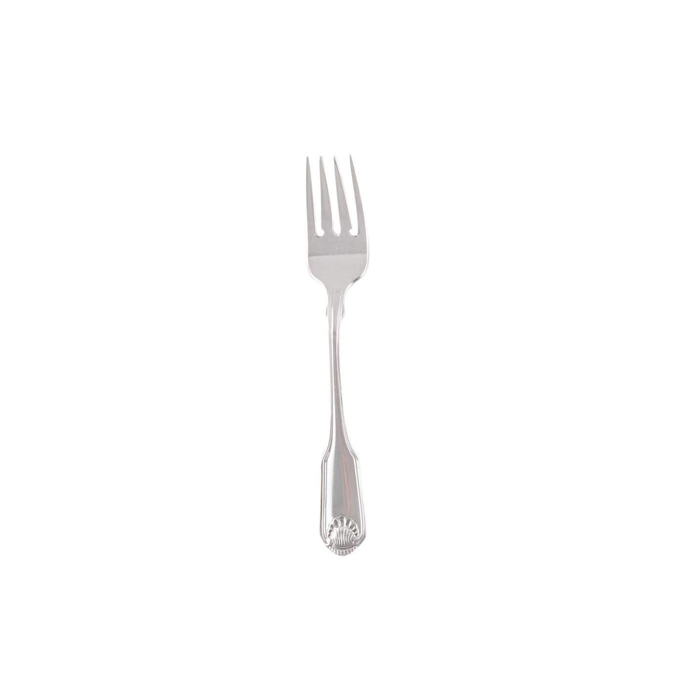 Silvershell Collection -  Salad Fork