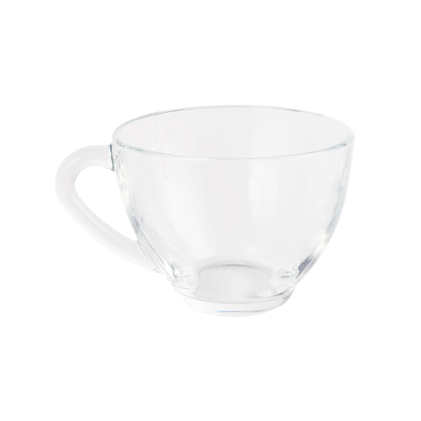 Clear Glass Collection -  Cup