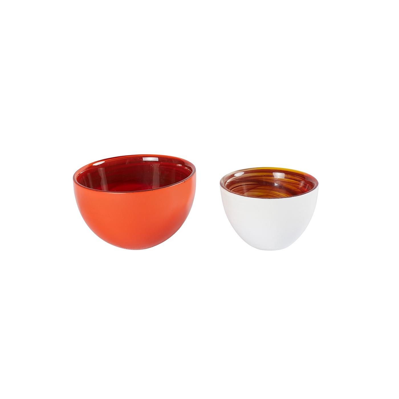 Glass Inferno Bowl