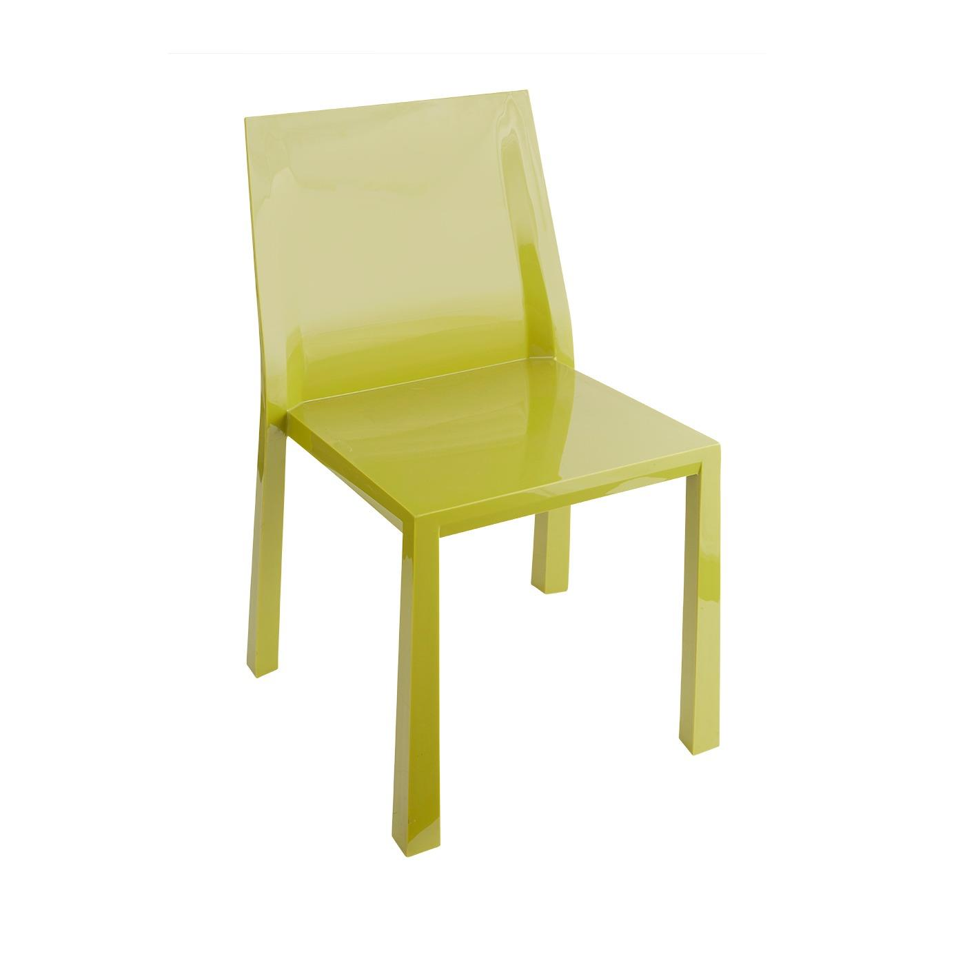 Bell Chair - Green