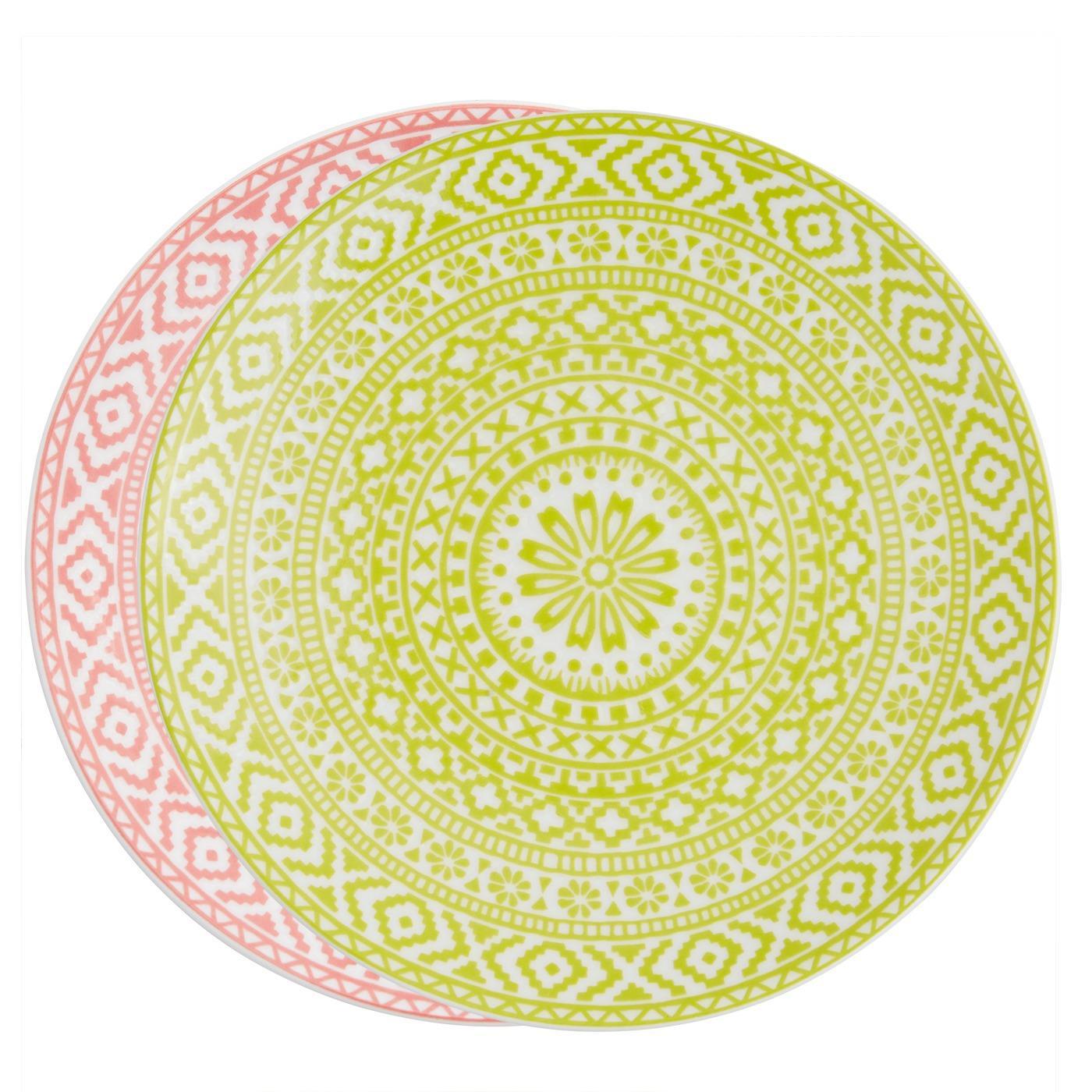 Mayan Plate 8