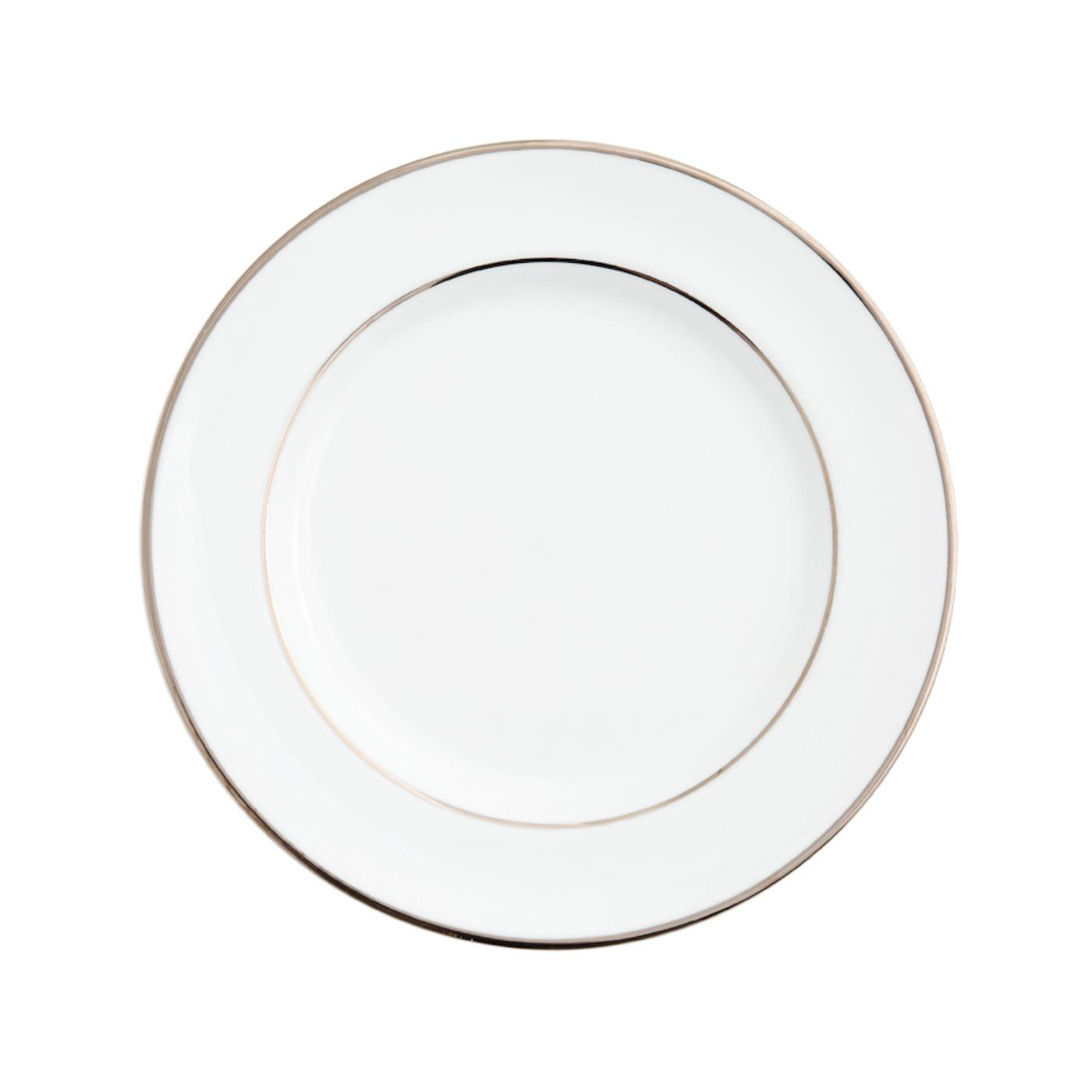 Platinum Band Collection -  Dessert Plate 7.5""
