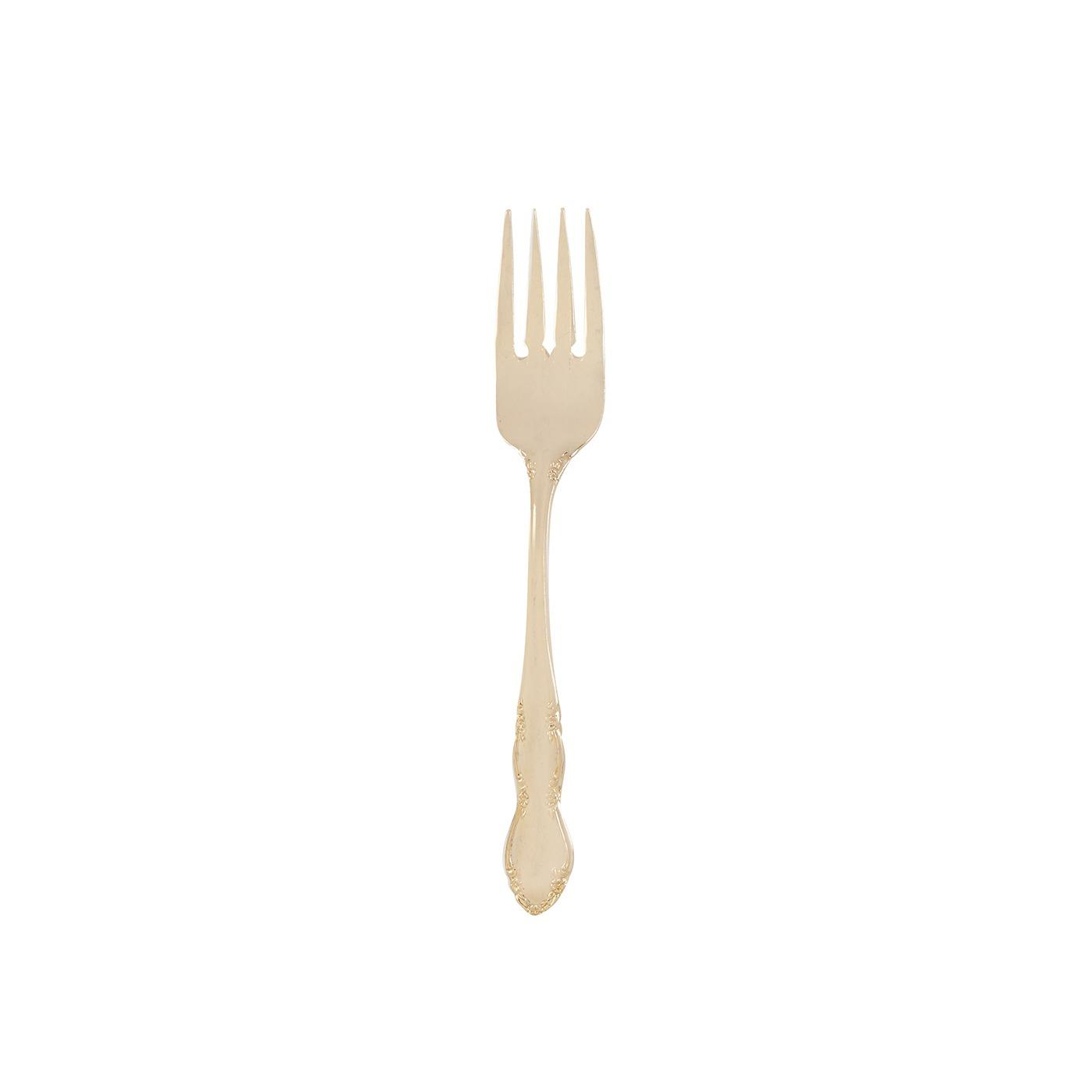 Alexandra Gold Collection -  Salad Fork