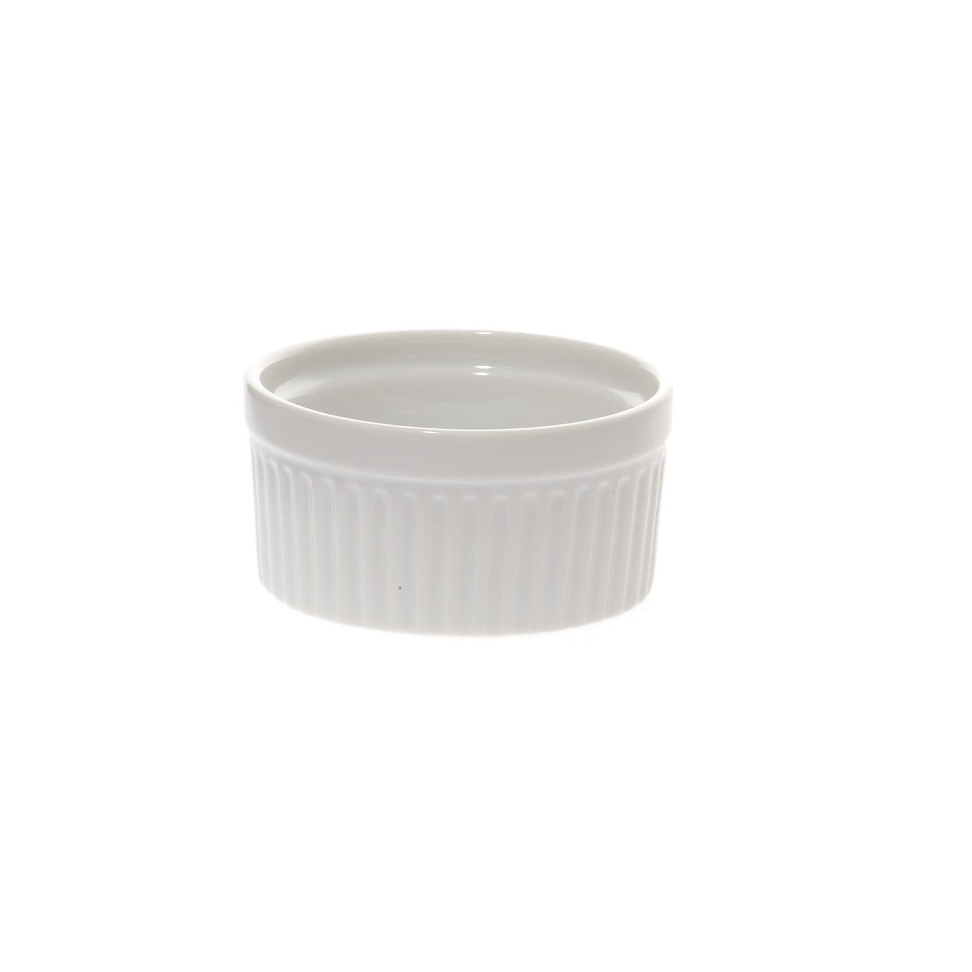 White Ceramic Ramekin