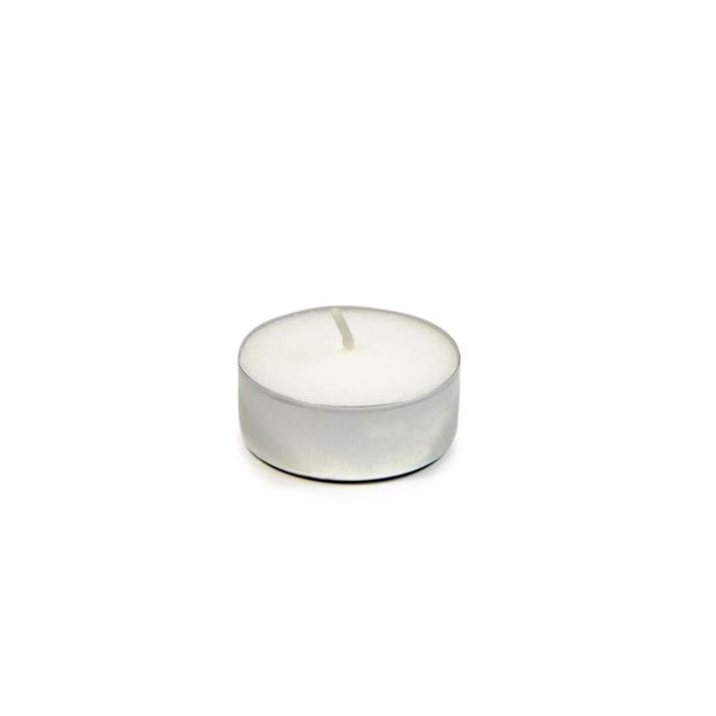 White Tealight Candle (Wax)