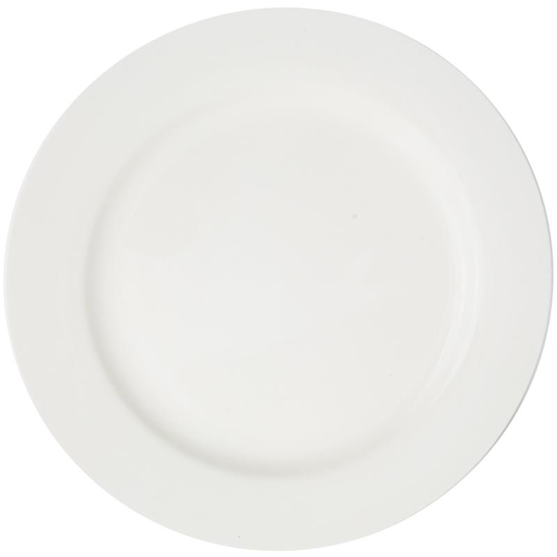 Vanilla China Collection -  Chop Plate 12""