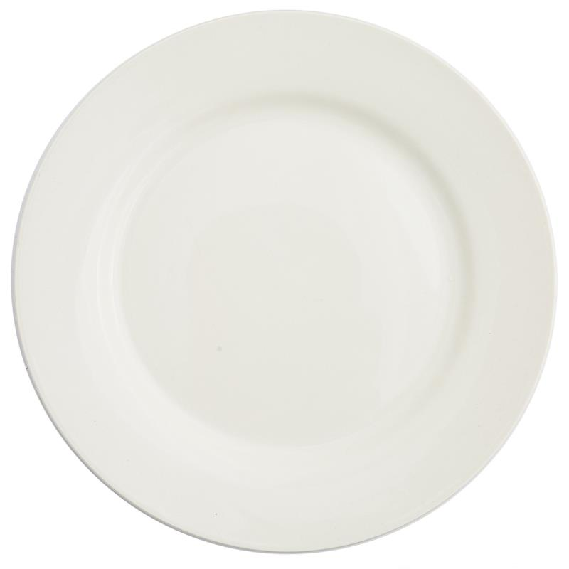 Vanilla China Collection -  Dinner Plate 10.5""