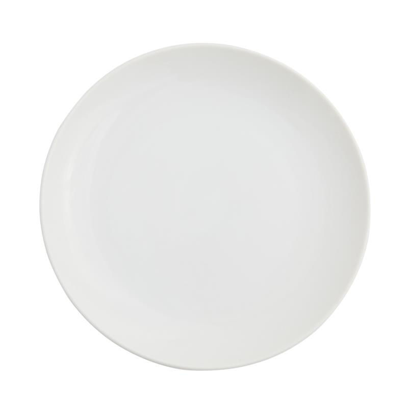 White Coupe Collection -  B&B Plate 6.25""
