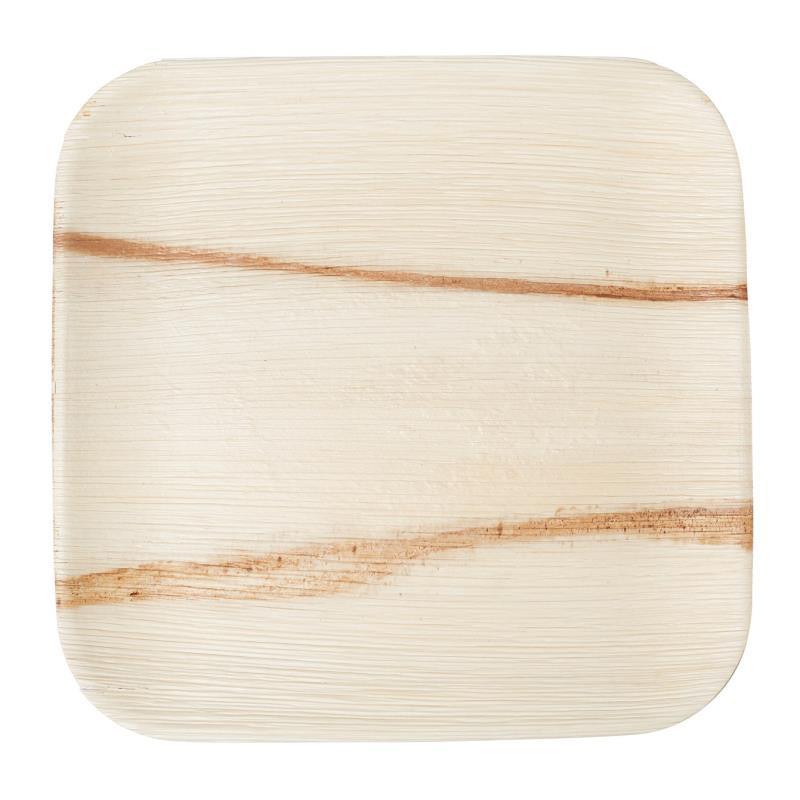 Palm Leaf Plate 10