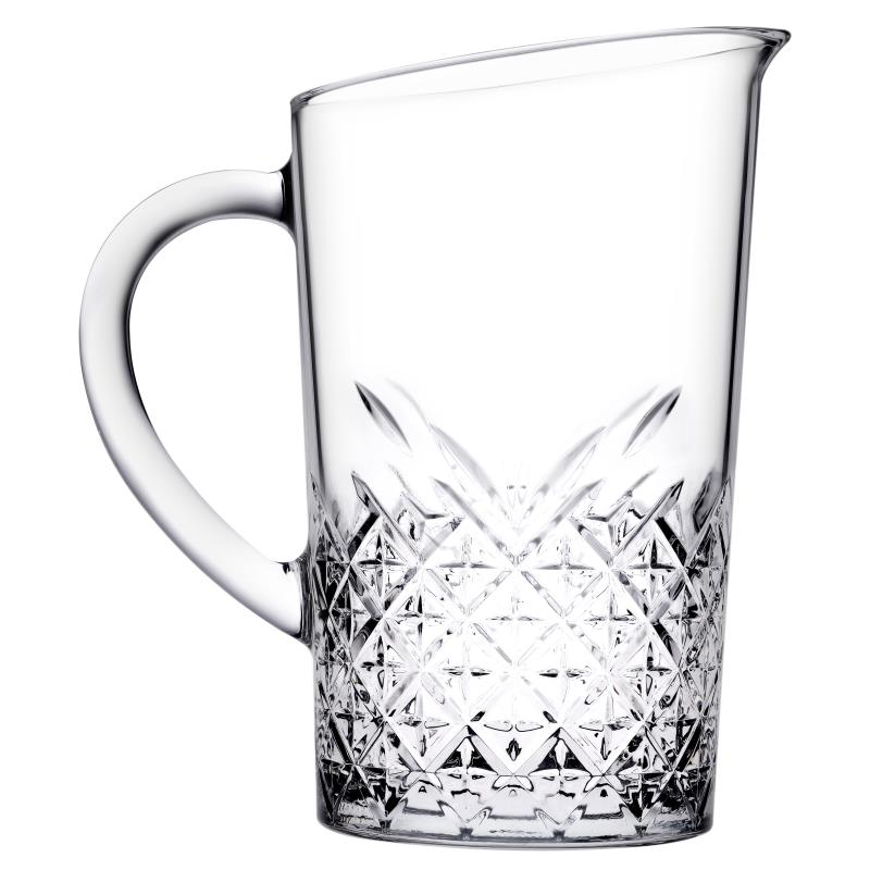 Timeless Cocktail Pitcher